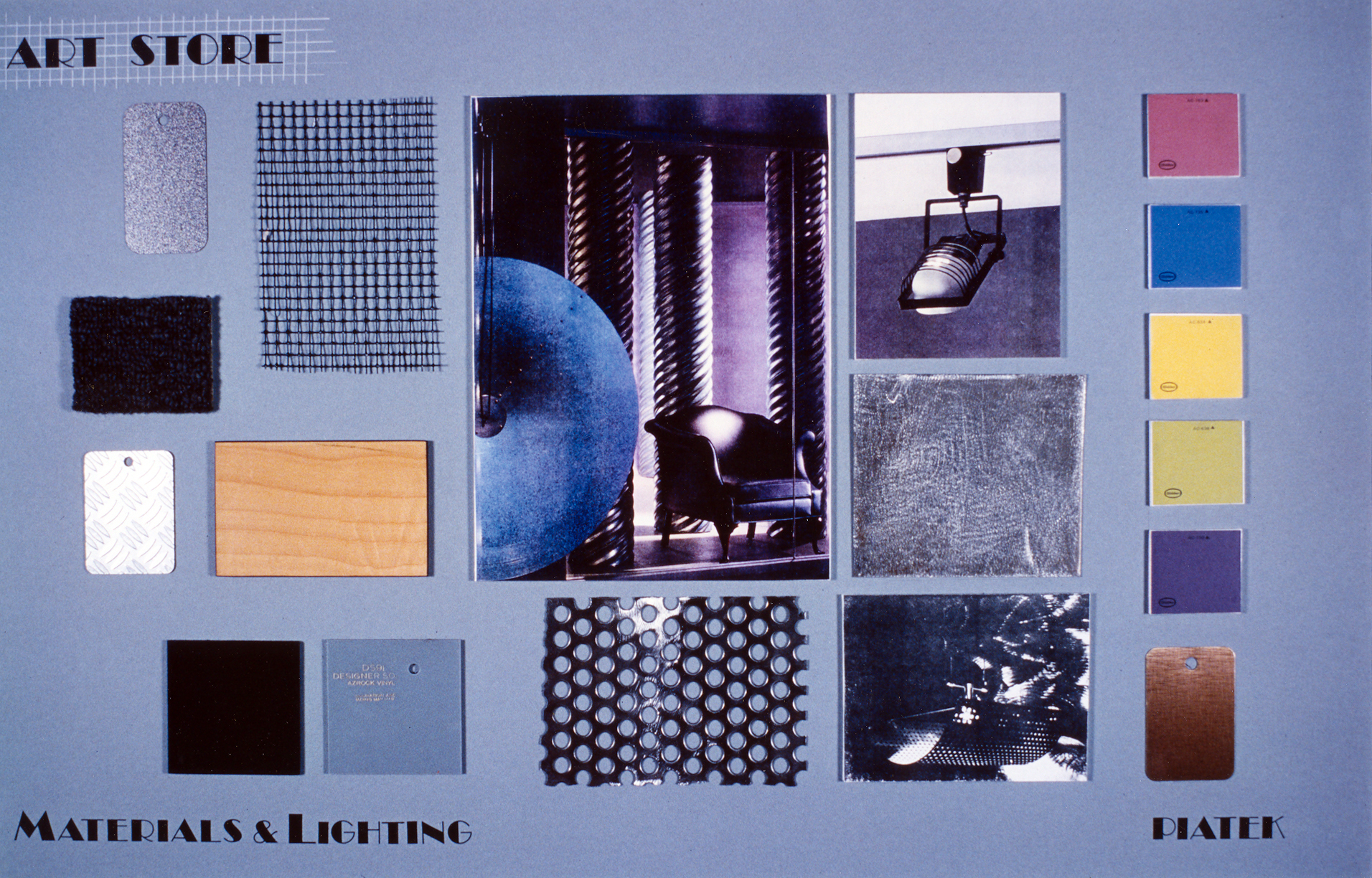 Interior Design By Denyce Hunter At Coroflotcom - Interior design materials