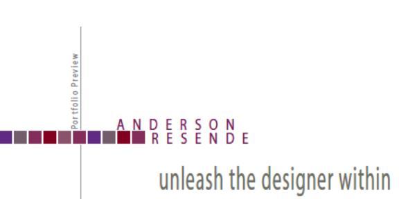 Interior design portfolio by anderson resende at for Interior design portfolio pdf