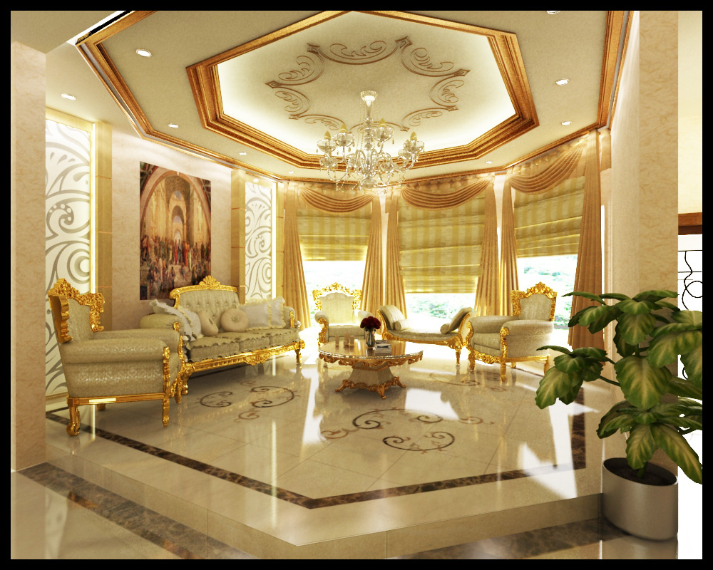 Arabic Home By Ahmed Al Reguili At