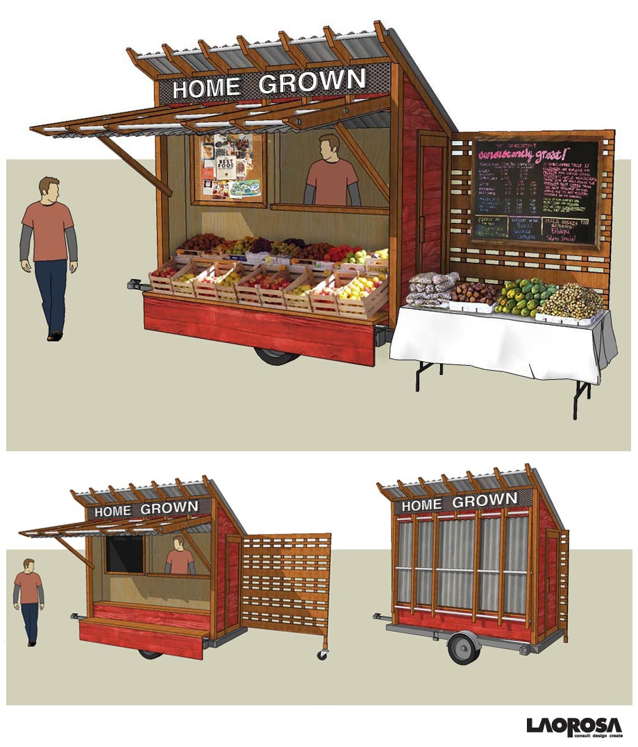 Vegetable Stand Designs : Produce stand designs plans diy free download teds