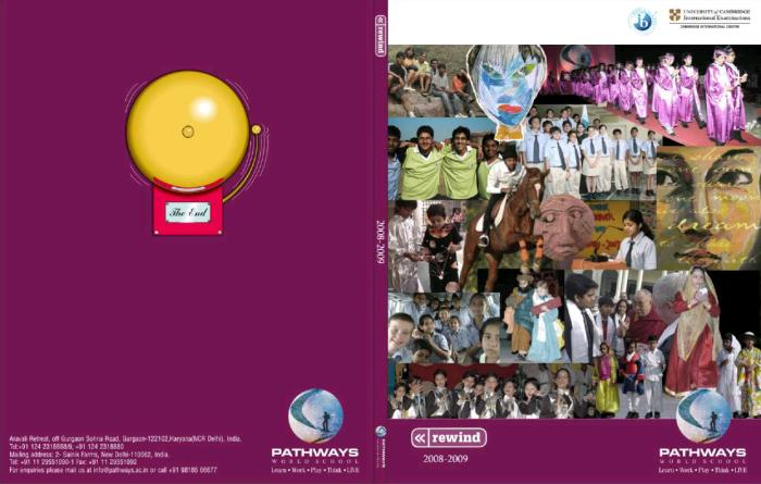 Pathways World School- Yearbook. Download PDF File MeLikey
