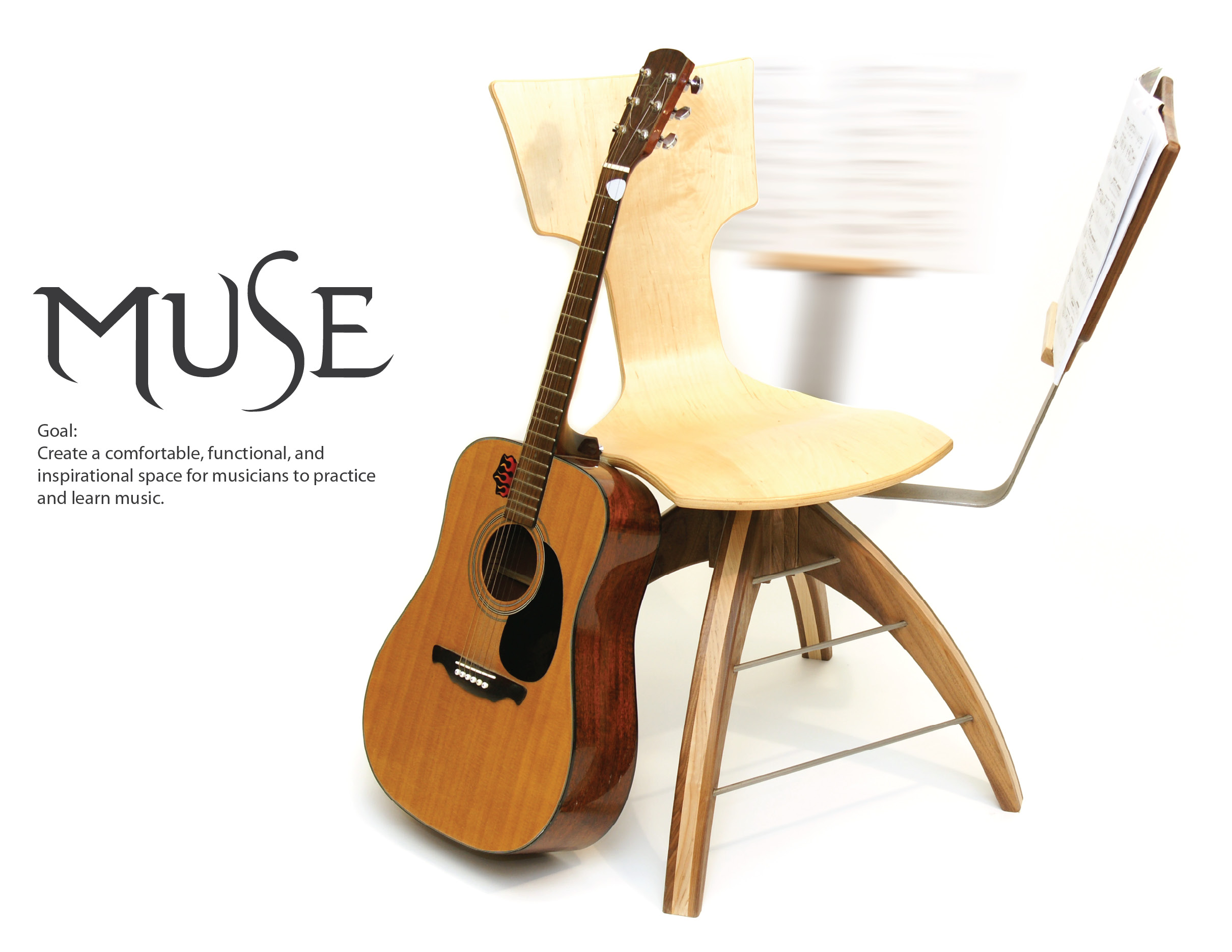 Muse Inspire Your Creativity By Corey Harris At Coroflot Com