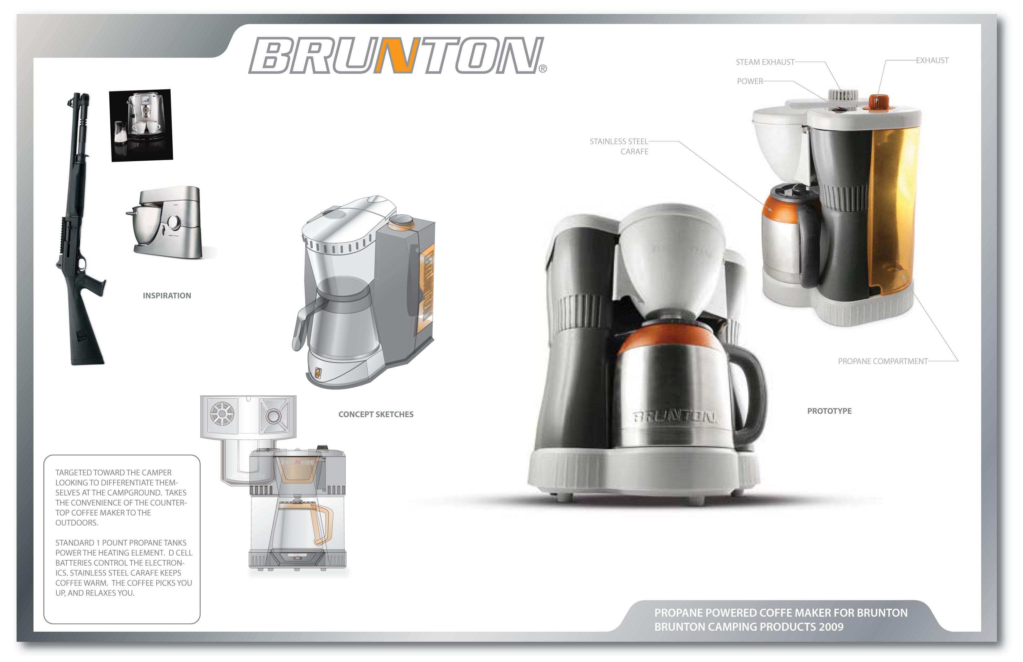 Brunton and Gerber Gear by Juan Cagampang at Coroflot.com