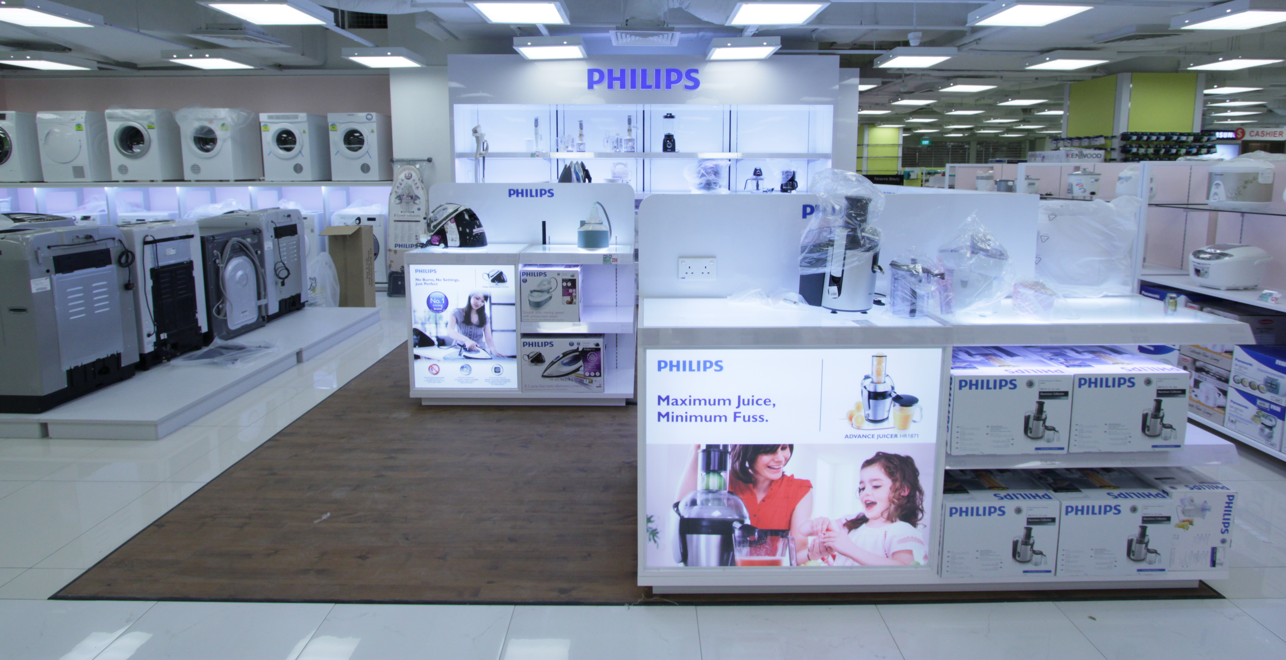 Phillips Kitchen Appliances Project Management By Fero Ong At Coroflotcom
