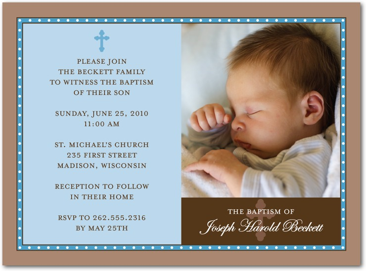 Free Printable Baptism Invitations Templates Image collections