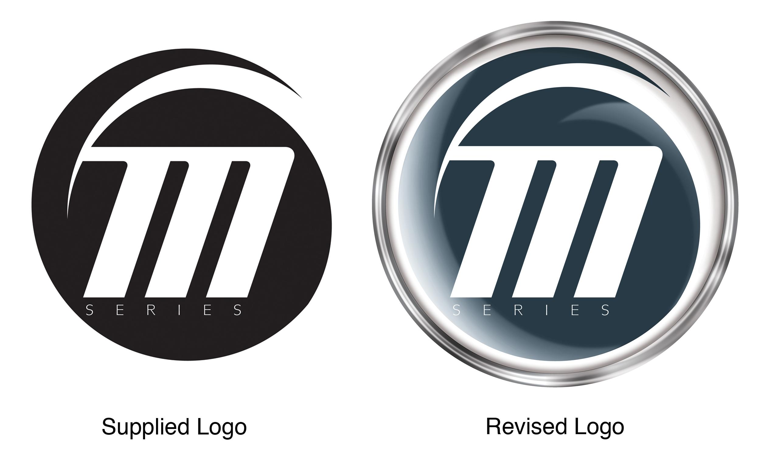 M Logo Design Design and Prom...