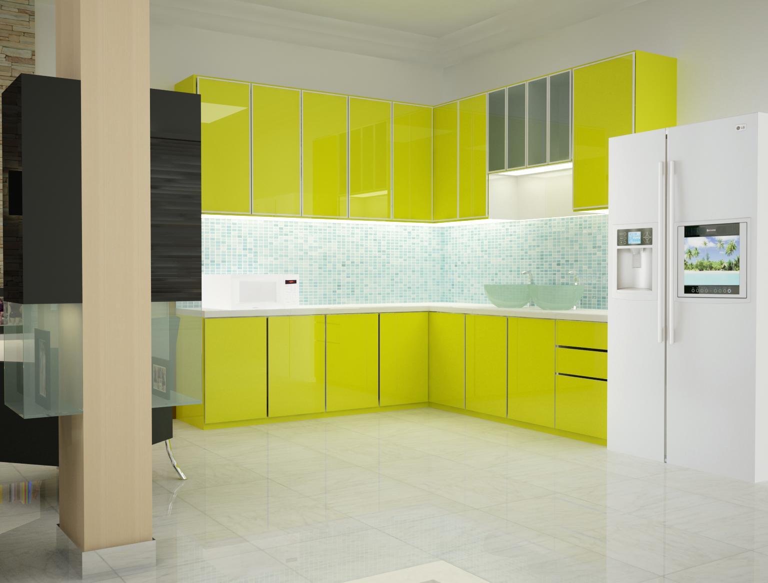 By bagus koreanto putro for Kitchen set bagus