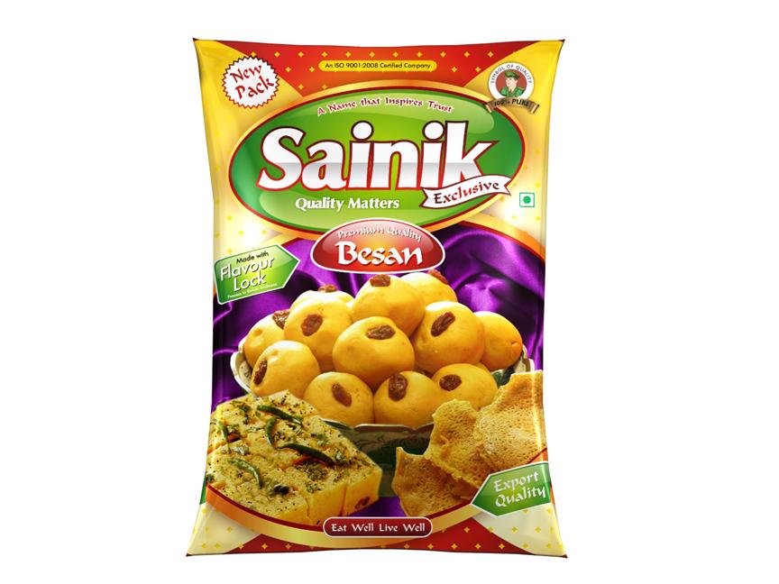 Mąka z ciecierzycy - besan