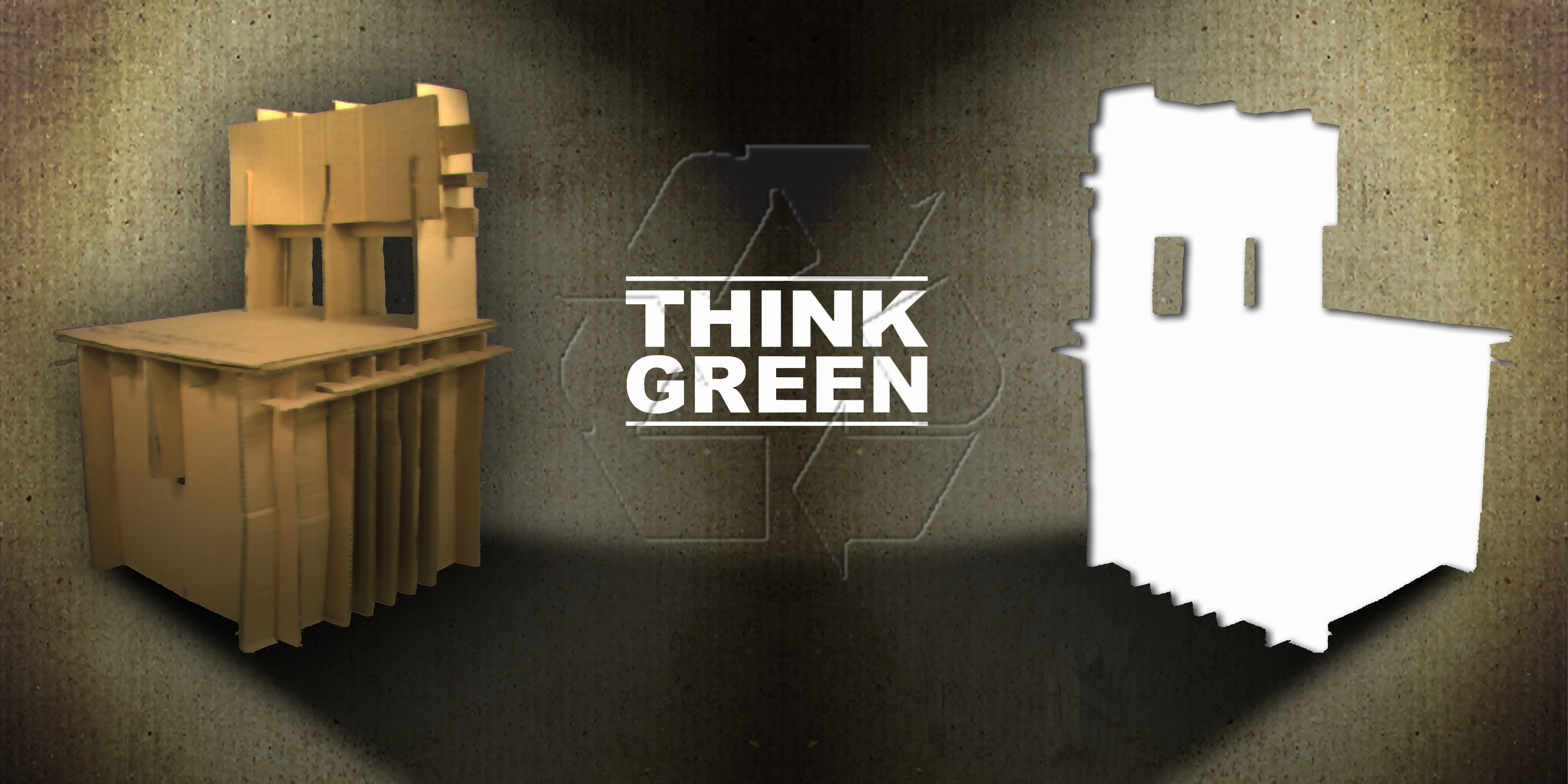 Think Green Recycling Recycle Think Green