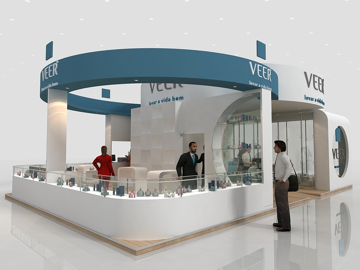Exhibition Stall Rendering : Images about booth rendering on pinterest