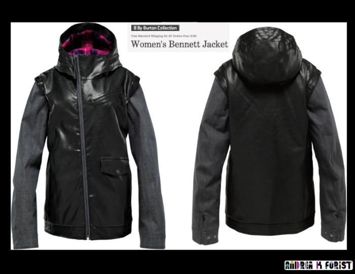 Burton 2011 womens jackets