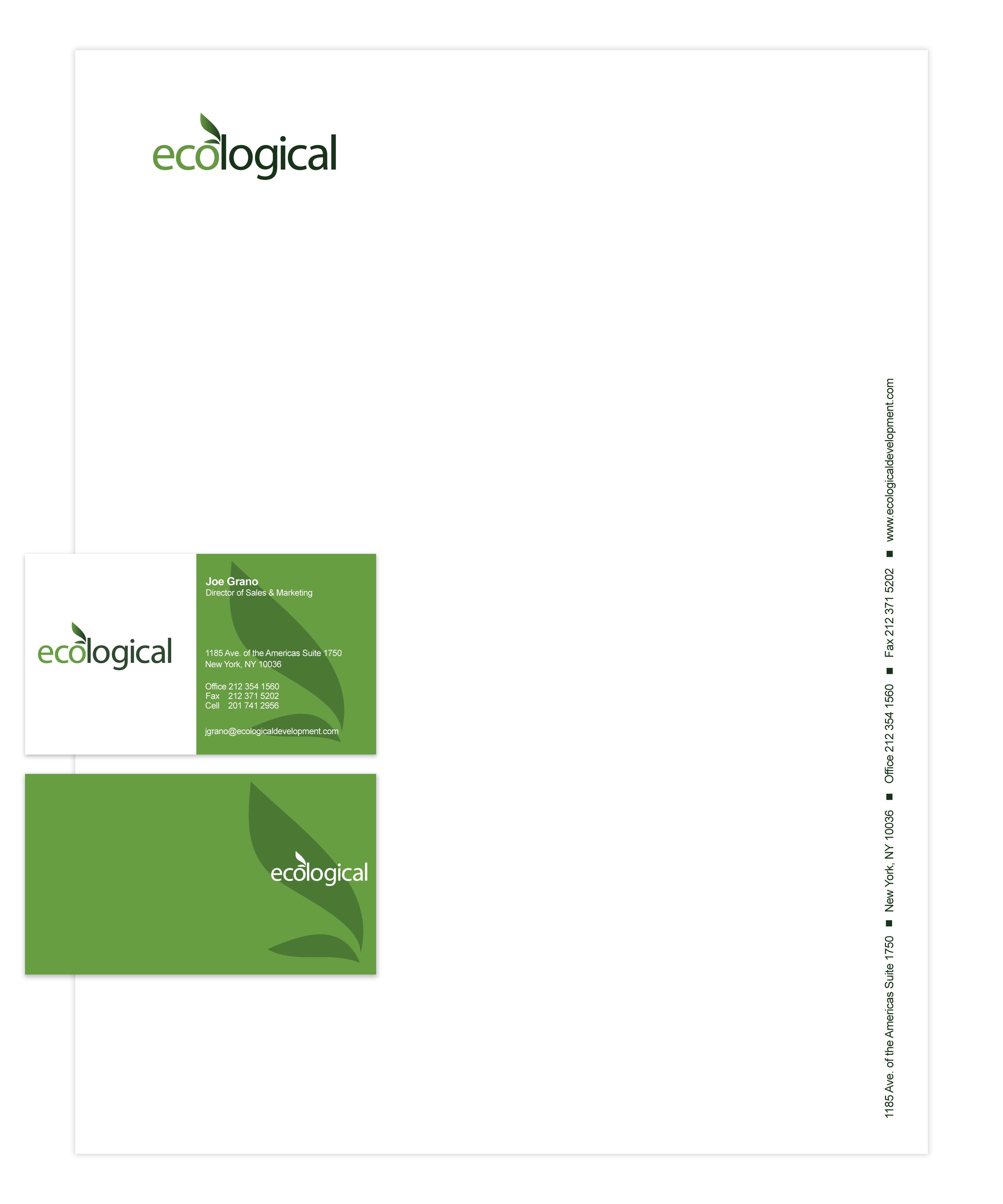 user interface company letterhead