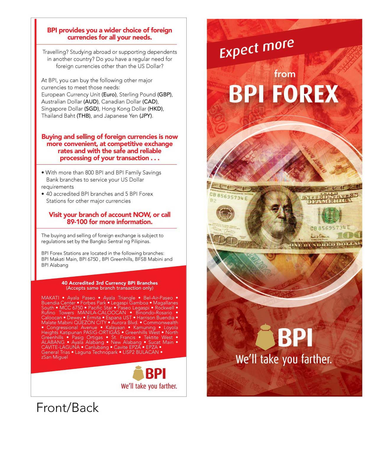 Bpi forex rates usd