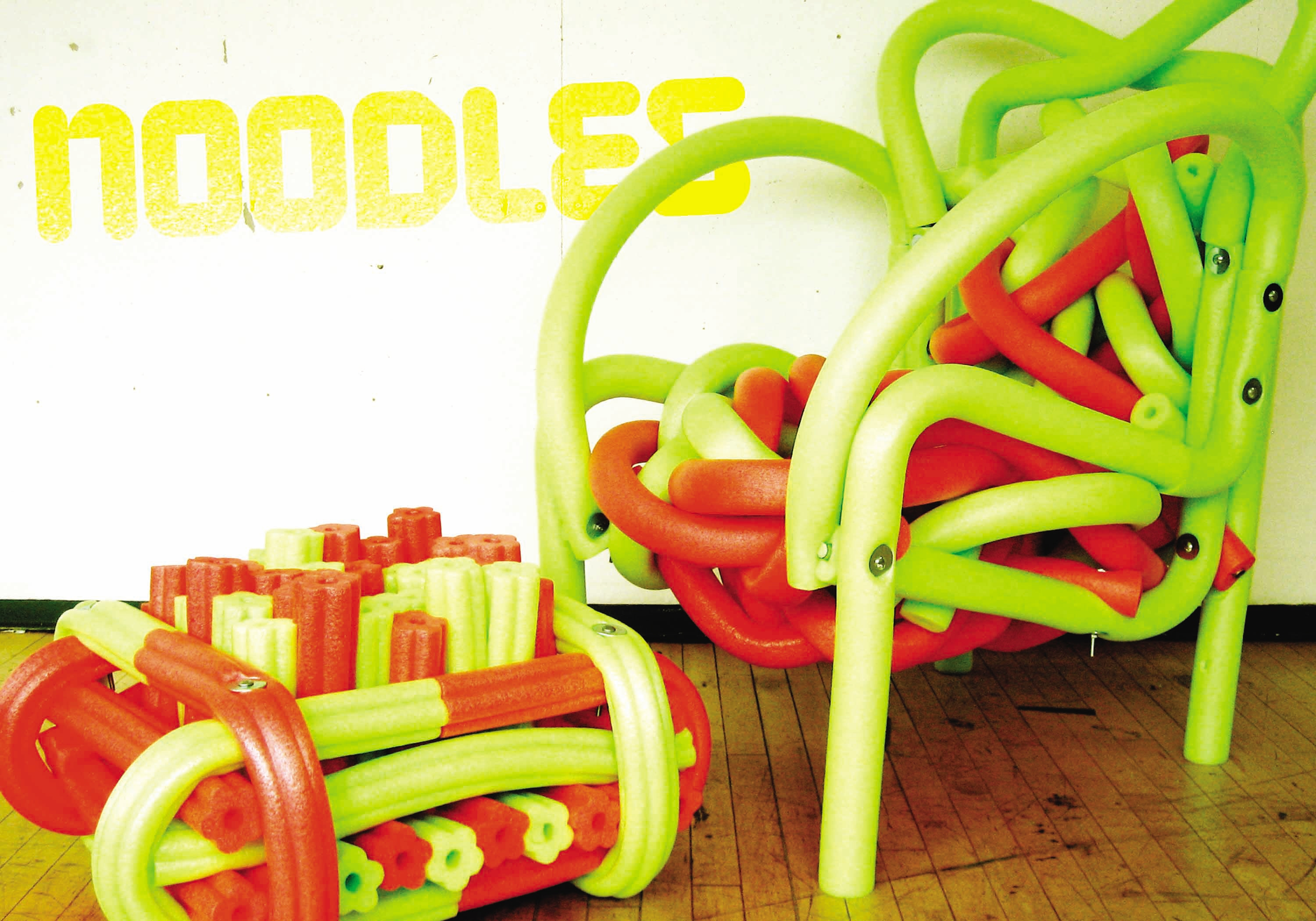 Noodles by Valera Velev at Coroflot