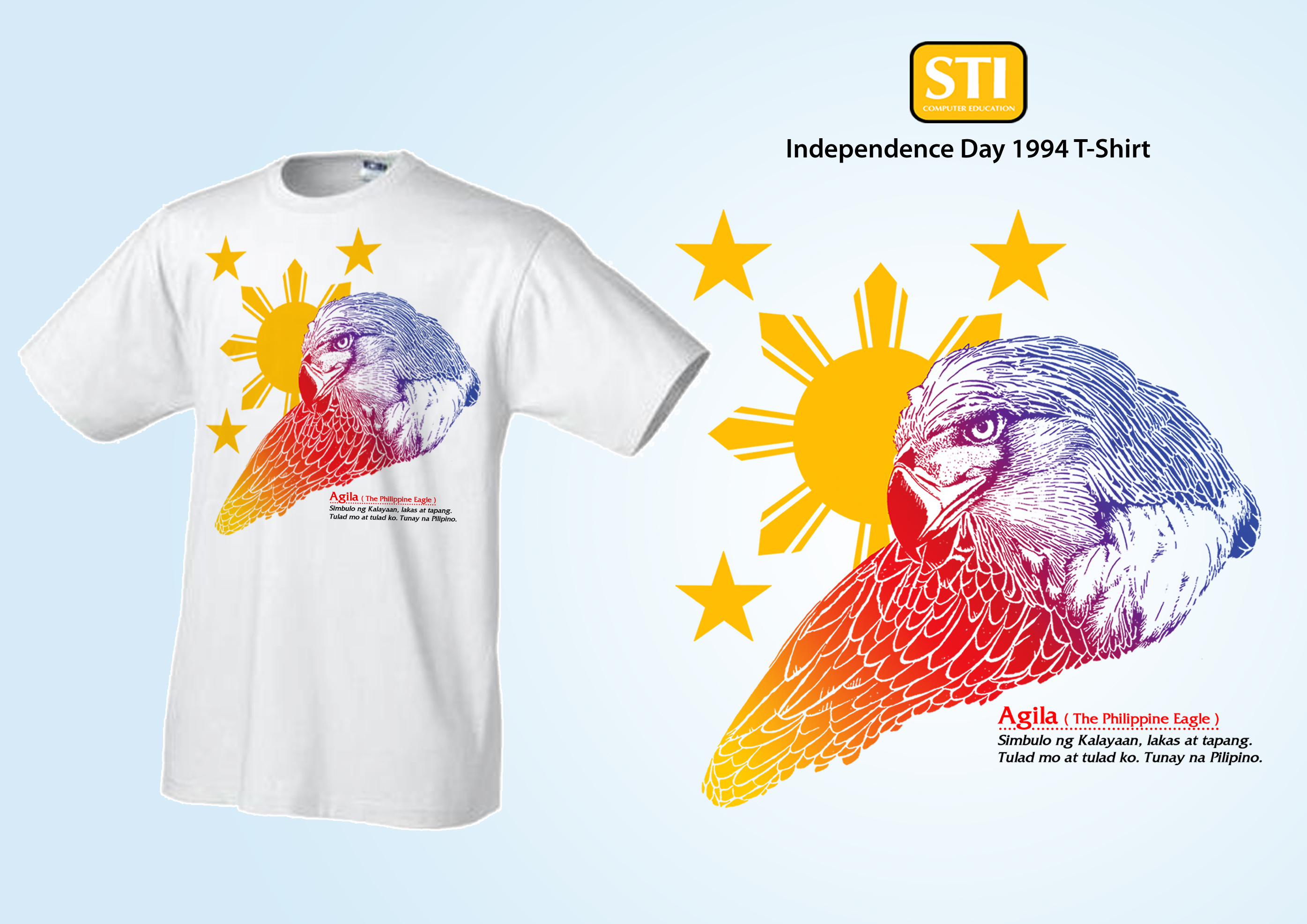 Tshirt design for alumni homecoming - Design T Shirt For Alumni Independence Day 1994 T Shirt