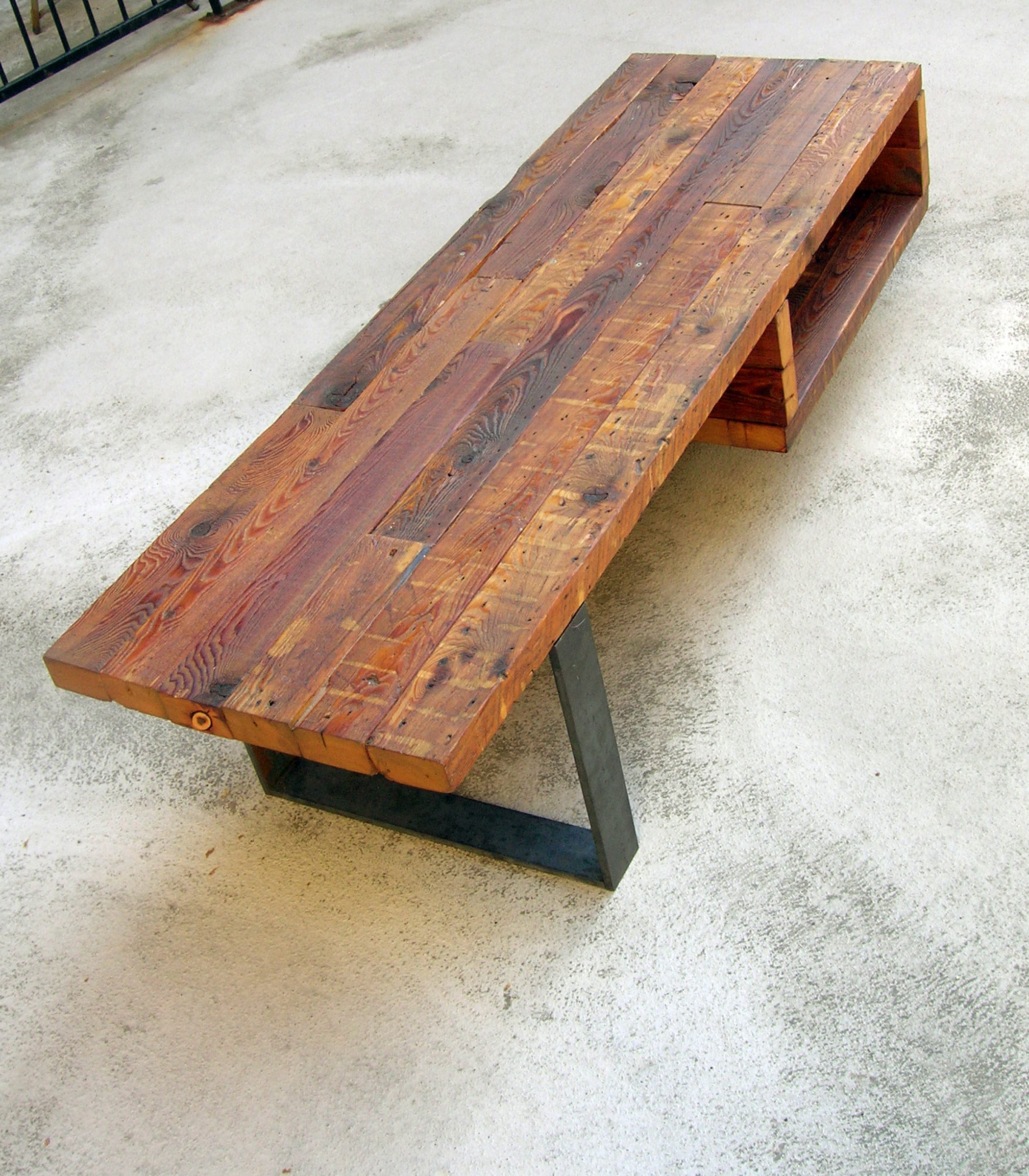 Mild Steel Coffee Table: Coffee Table 1 By Tyson Schrock At Coroflot.com