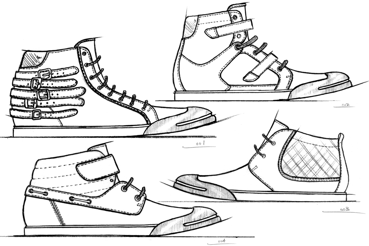 Sketches Shoes For Men Images