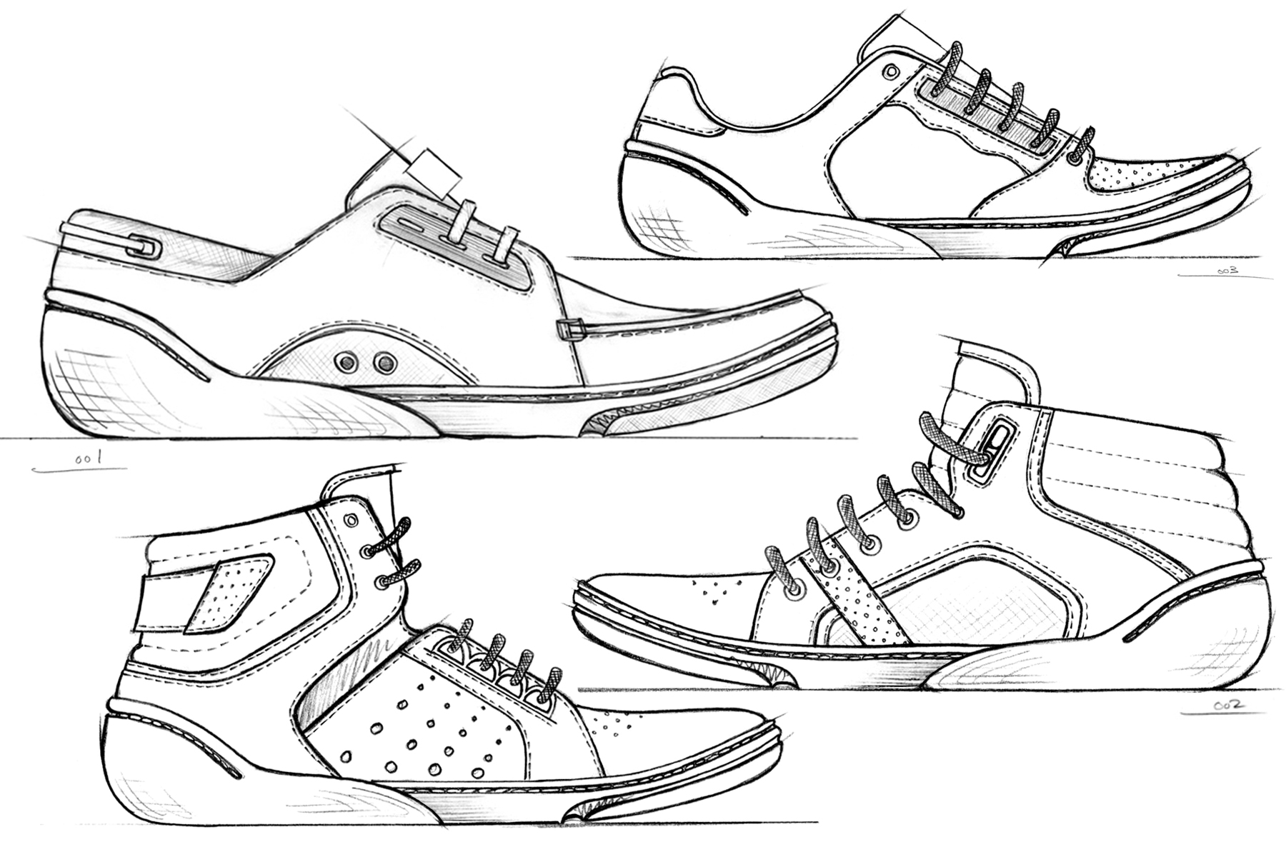 footwear sketching on pinterest footwear product sketch