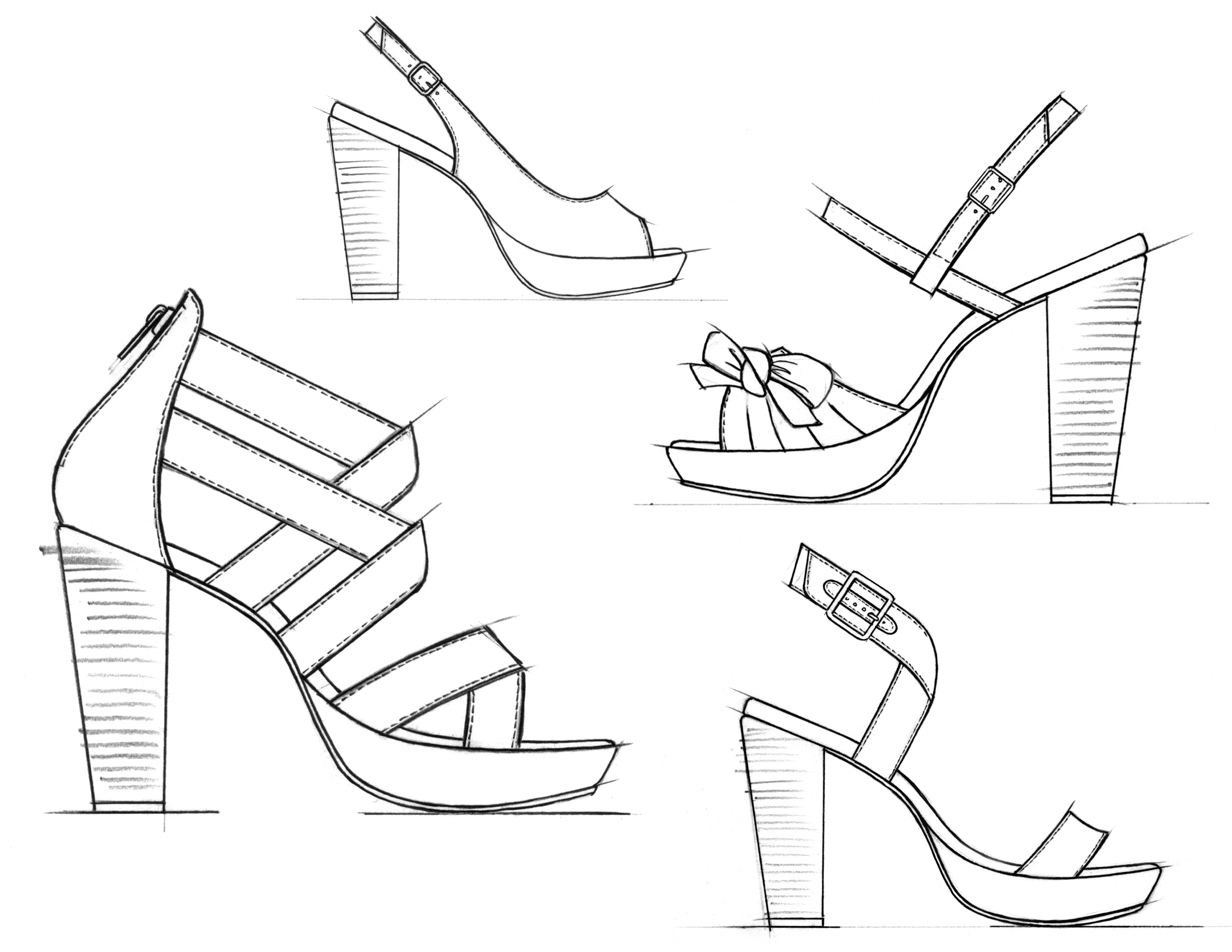 Awesome Accessorie Sketches Sketches Shoes Lanvin Shoes Bags Wardrobe De Shoes