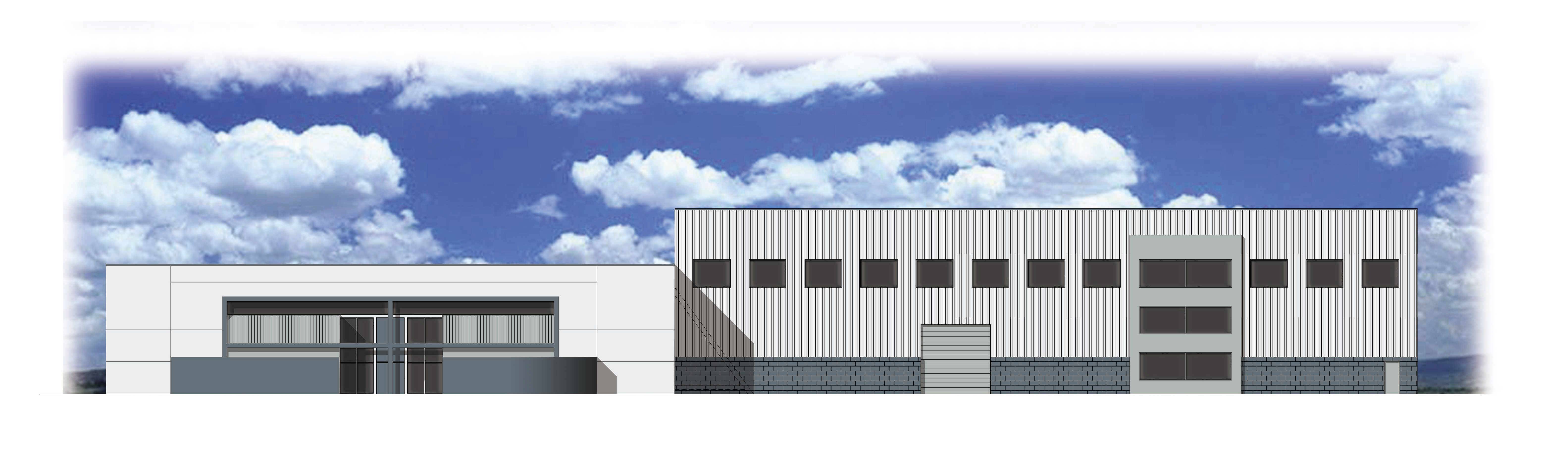 Warehouse building elevations joy studio design gallery for Warehouse building plans