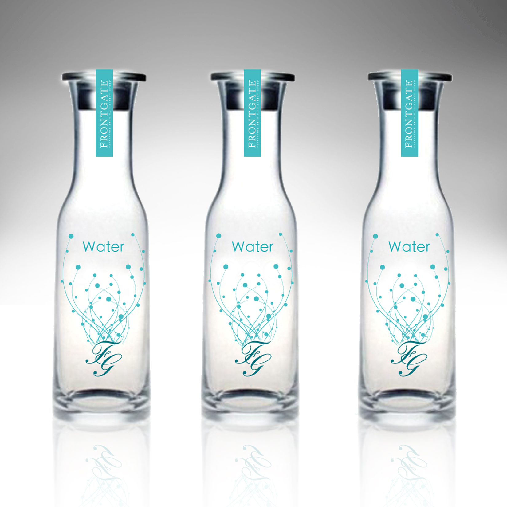 water bottles by olga cuzuioc sinchevici at