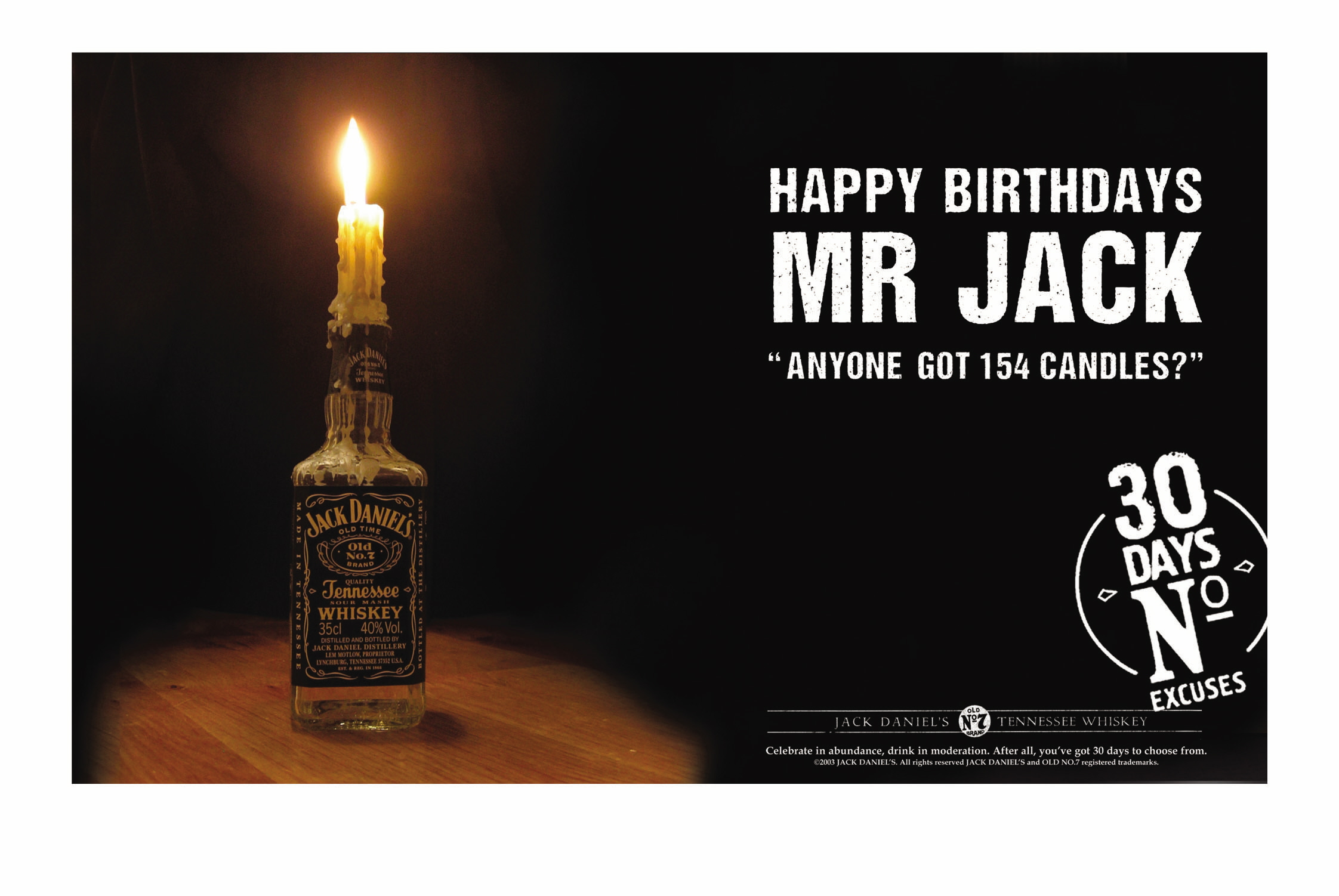 ads by dan buxton at com jack daniels ad