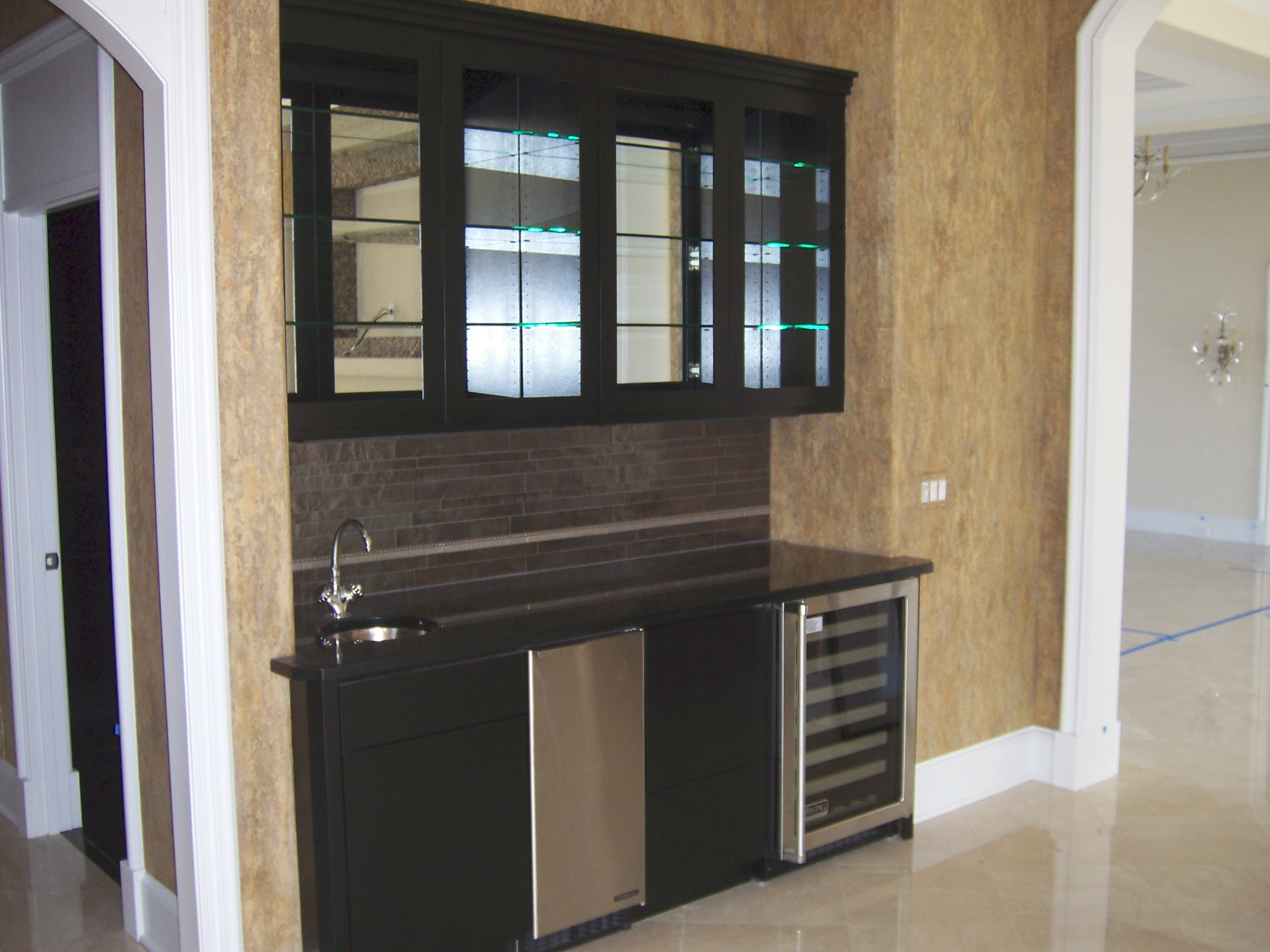 wet bar vanity cabinet qview full size