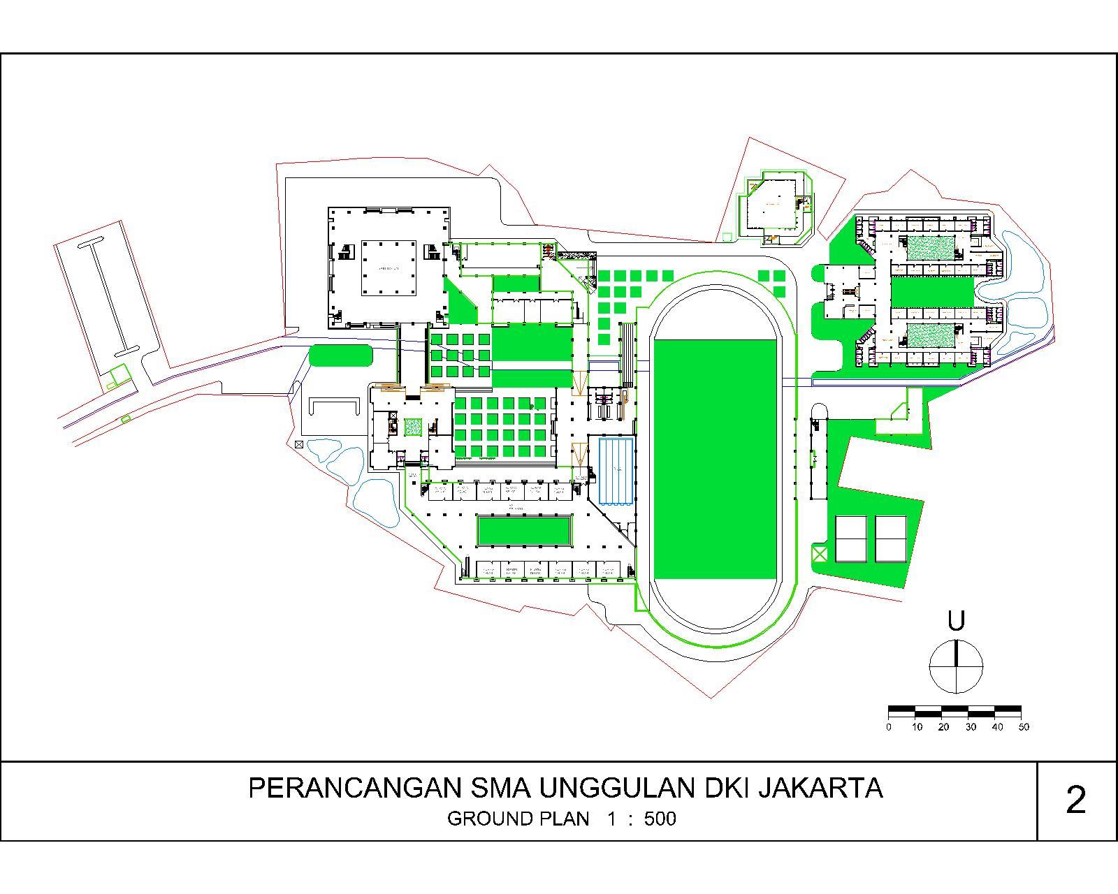 School Building Design