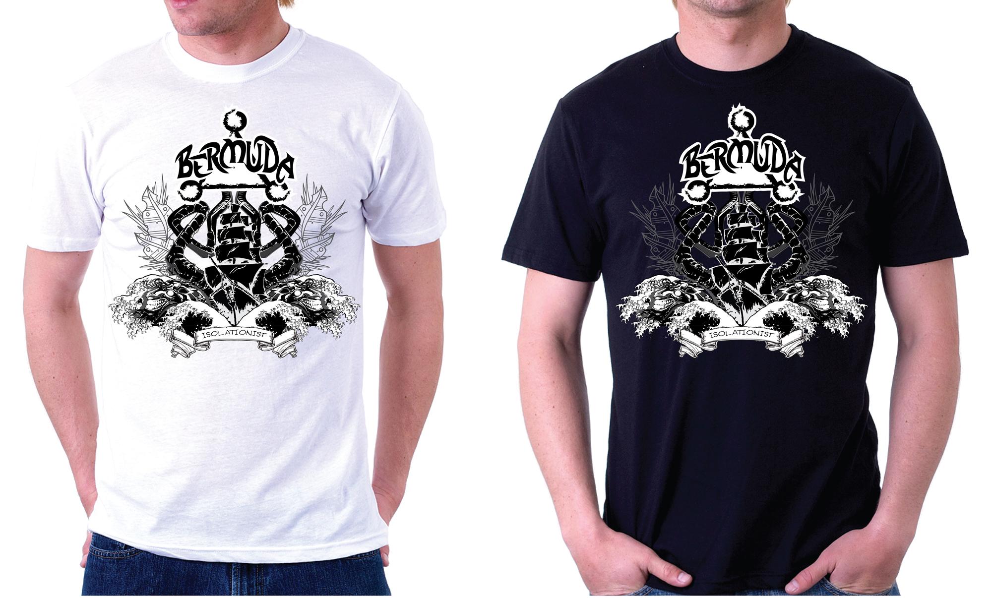 T-Shirts by Kevin Brooks at Coroflot.com