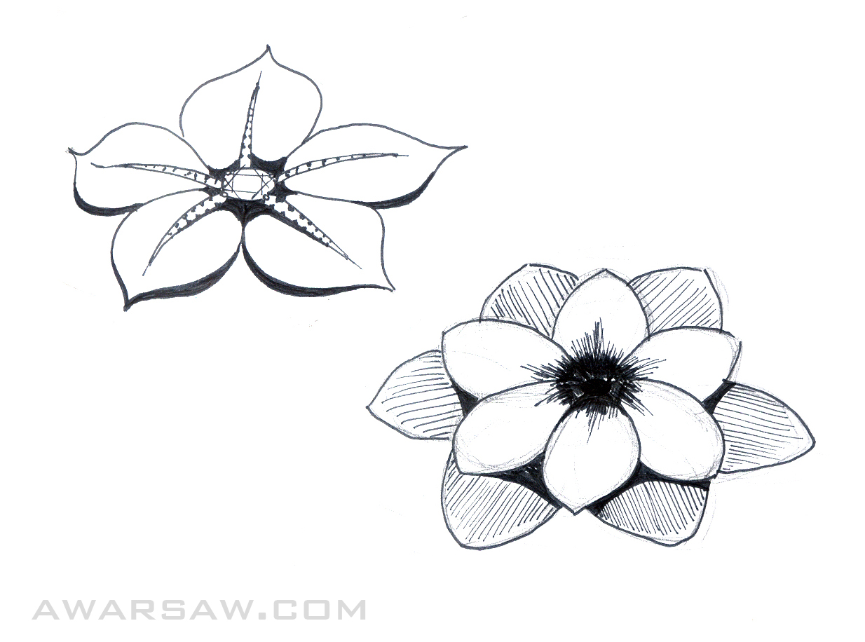 Jewelry Sketches & Renders by Ashley Warsaw at Coroflot