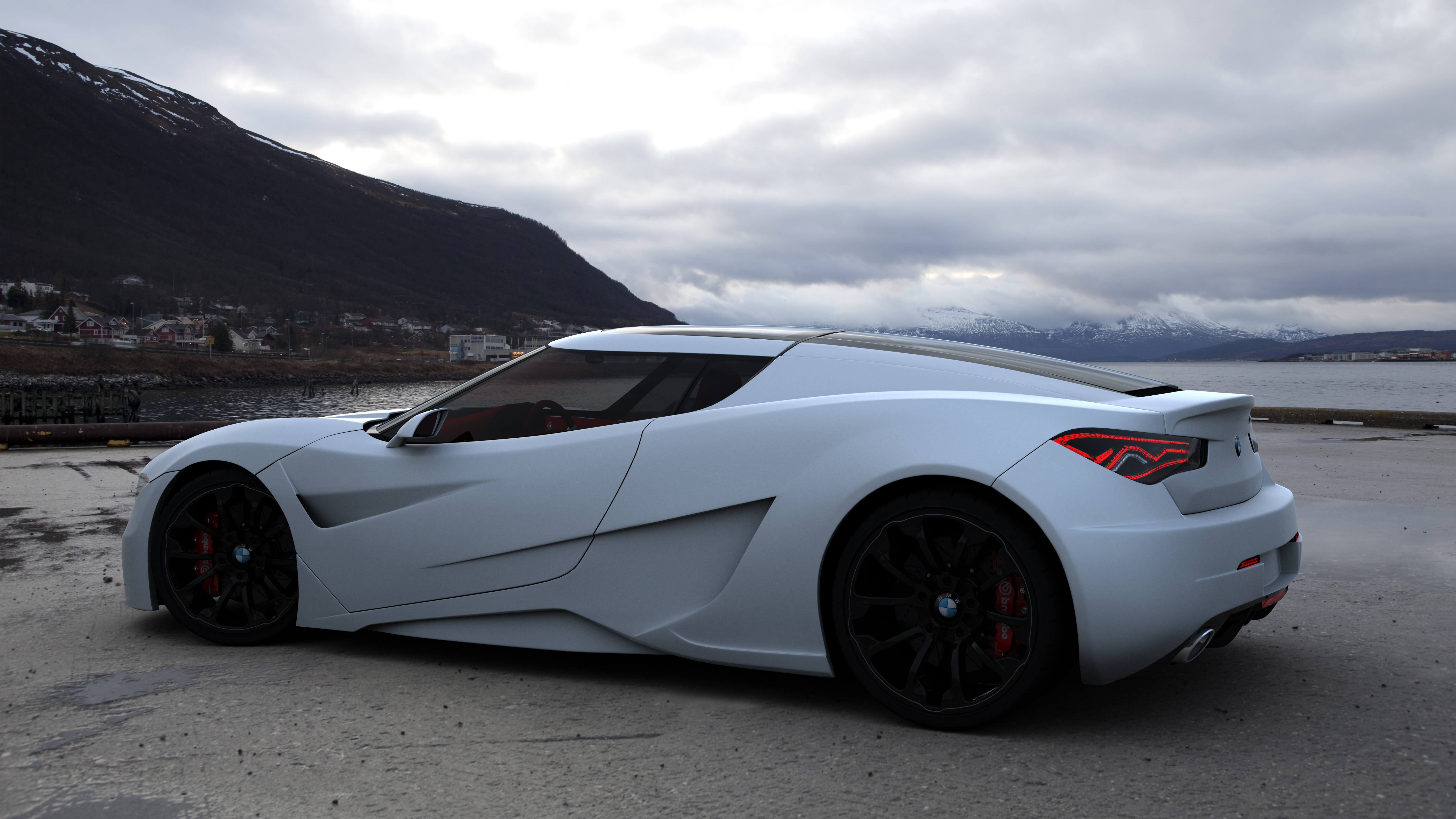 BMW GT Concept M9 - Revised version of BMW GT Concept