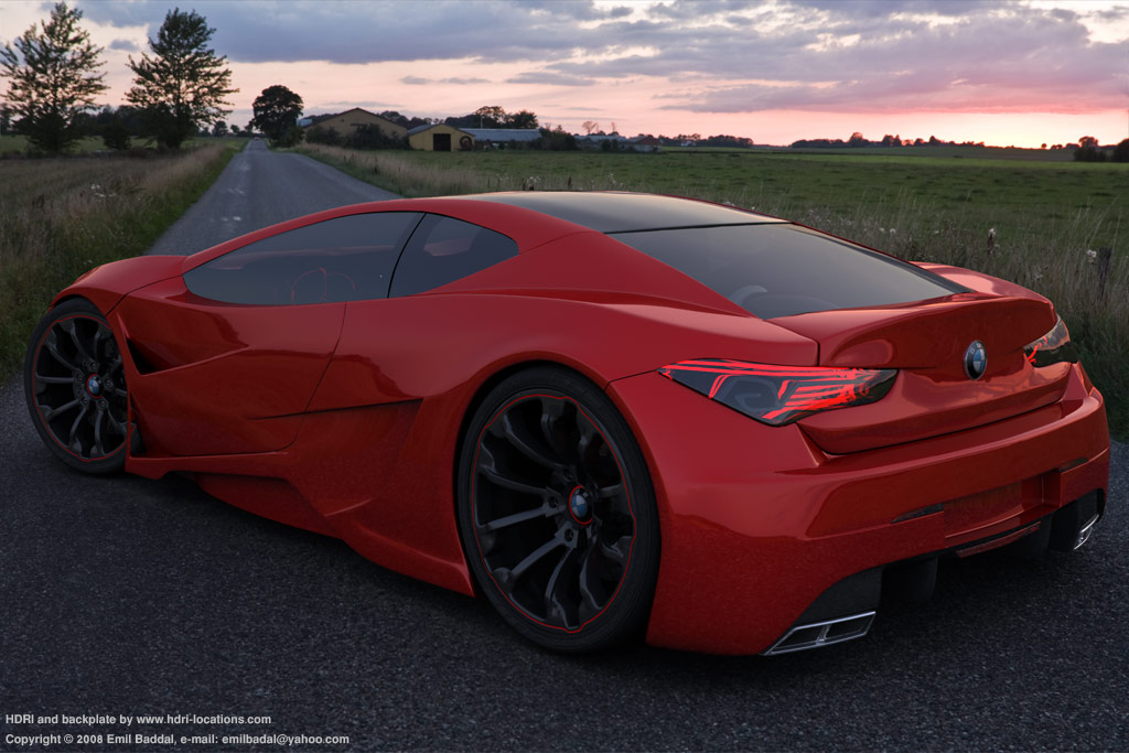 Best Shoes And Cars Bmw Gt Concept