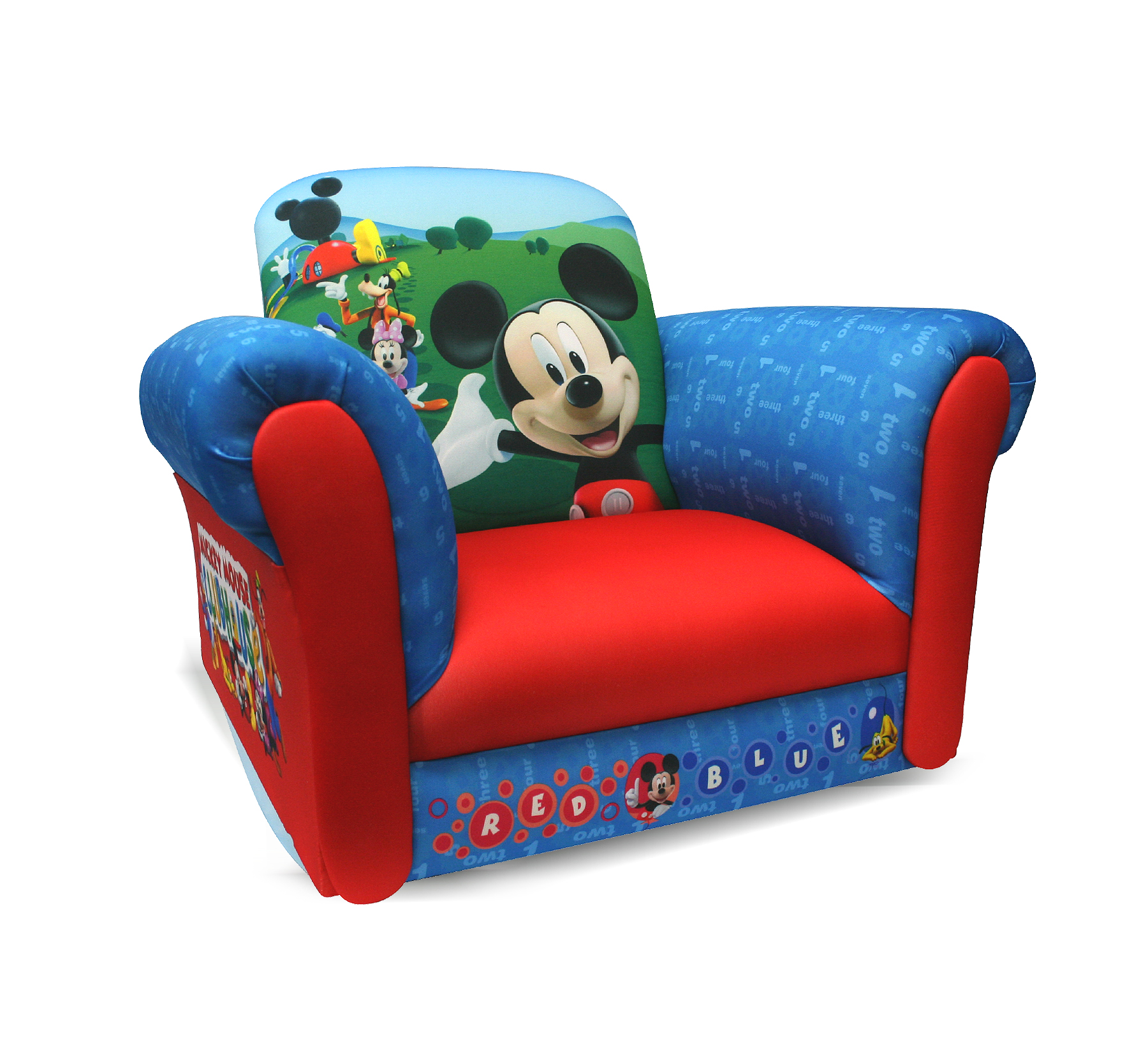 mickey mouse clubhouse furniture | Roselawnlutheran