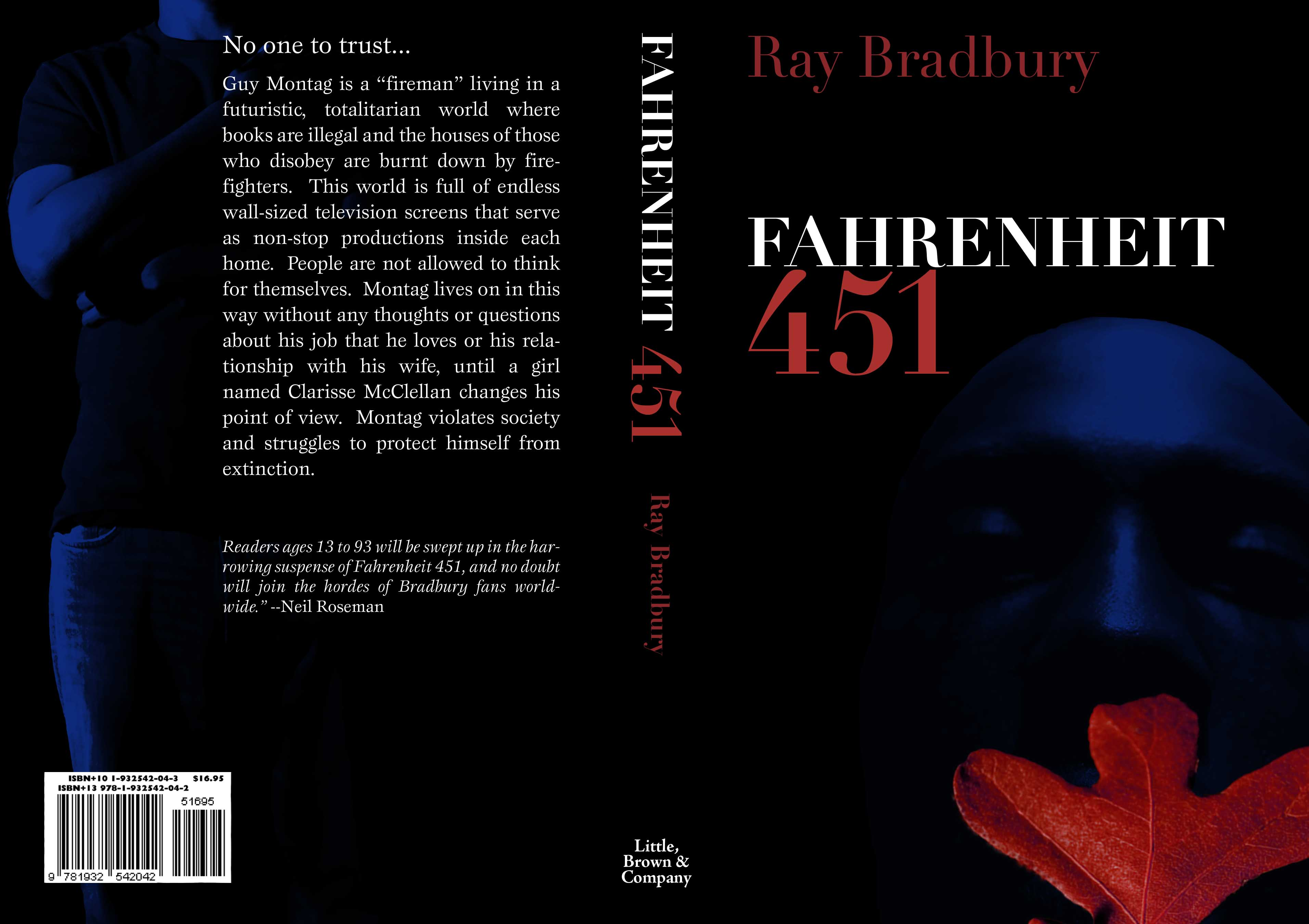 "when books were burned fahrenheit 451 essay Fahrenheit 451 essay during the time where books were starting to be deleted of order in the beginning of the book, he says ""it was a pleasure to burn."