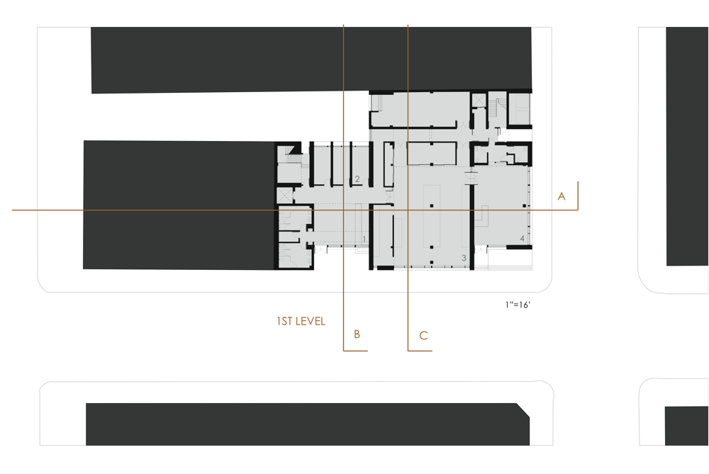 Teaching Kitchen Floor Plan culinary institute : ncsubenjamin q chappell at coroflot