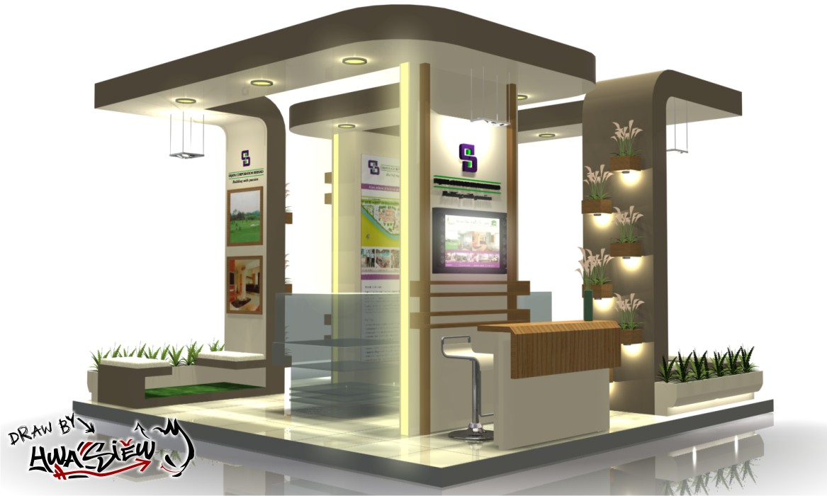 booth design ideas driverlayer search engine