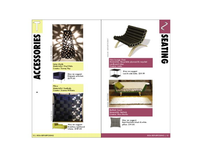Ikea repurposing campaign thesis project by carmen chan for Ikea 2010 catalog pdf