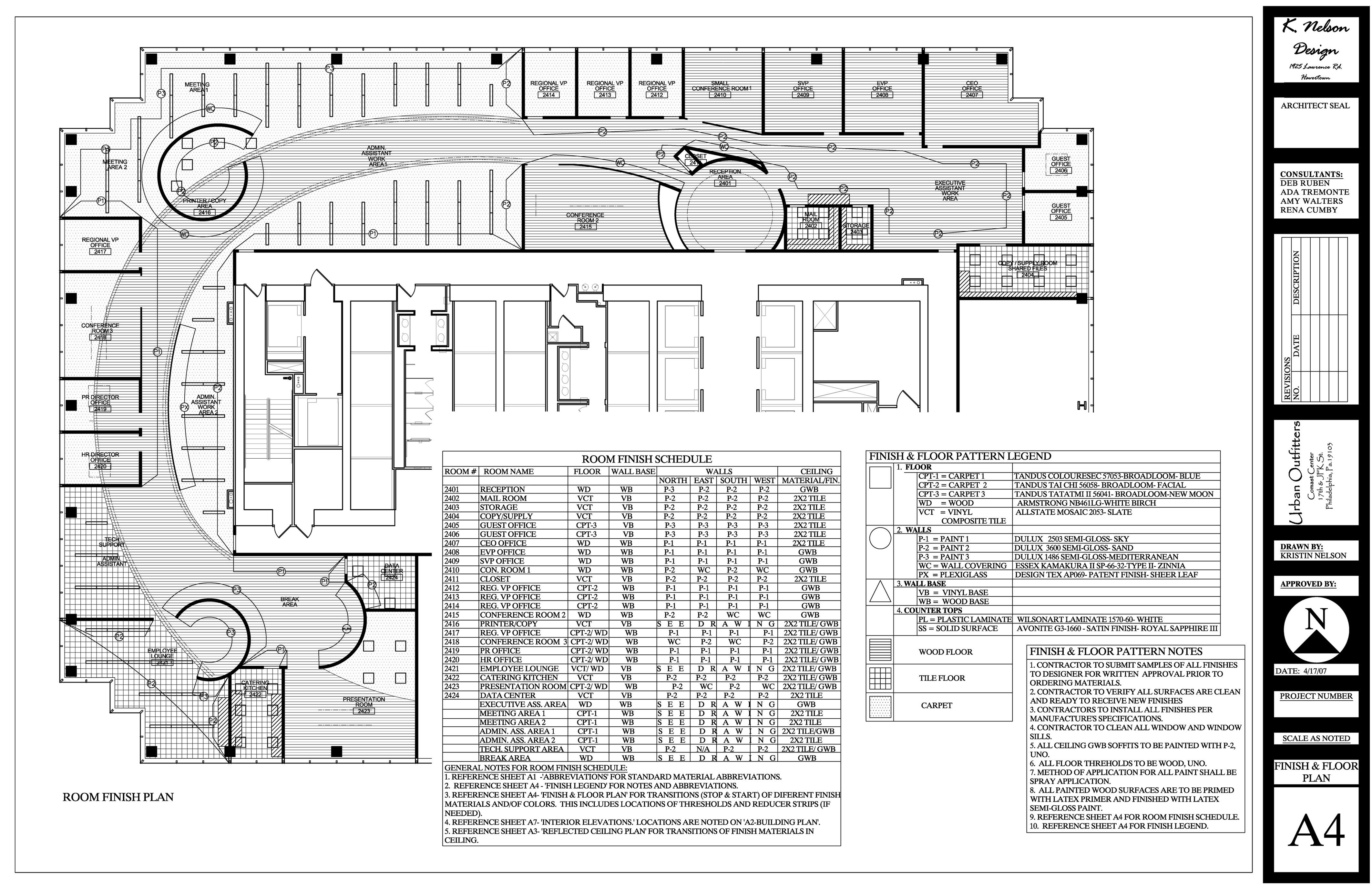 Construction Documents By Kristin M Nelson At Coroflot Com