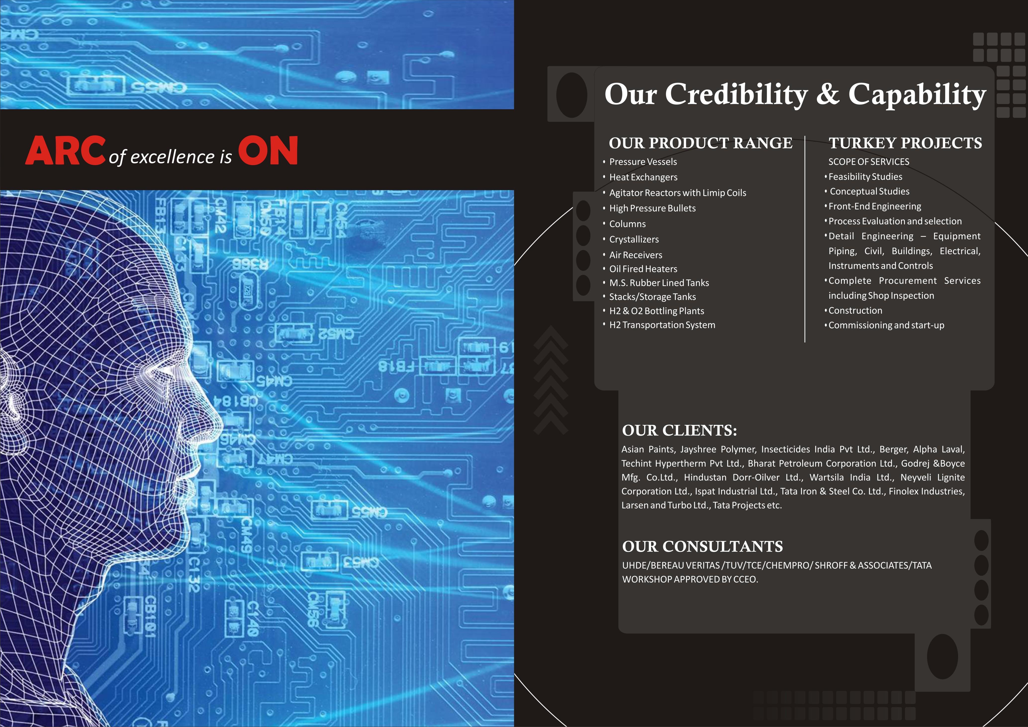engineering college brochure design - brochure designs by jasmeet warraich at
