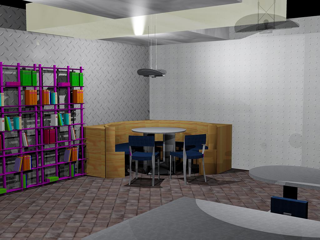 Oficinas estudio arquitectos by ana margarita villalobos - Estudio 3 arquitectos ...