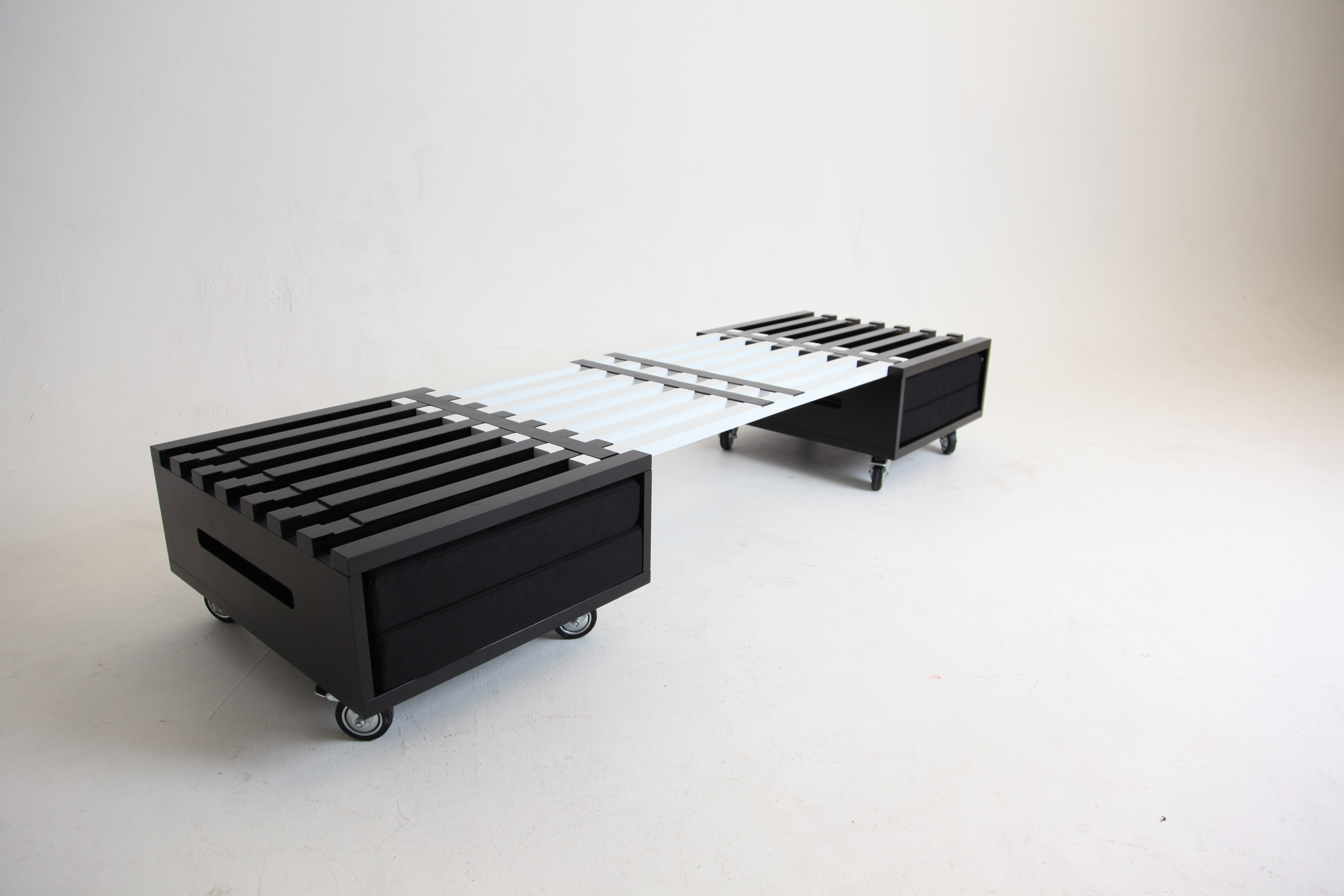 Somnys Transformer Furniture By Fabien Rolland At