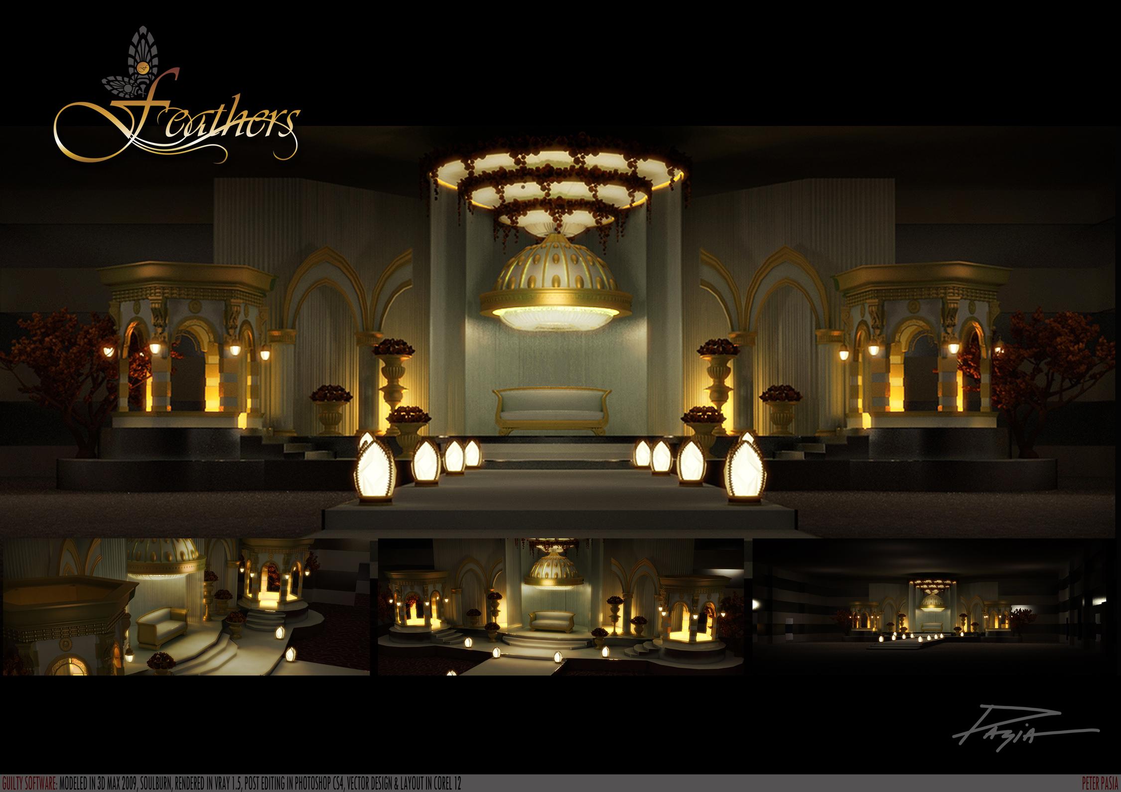 Wedding Event Stage Design | Joy Studio Design Gallery - Best Design