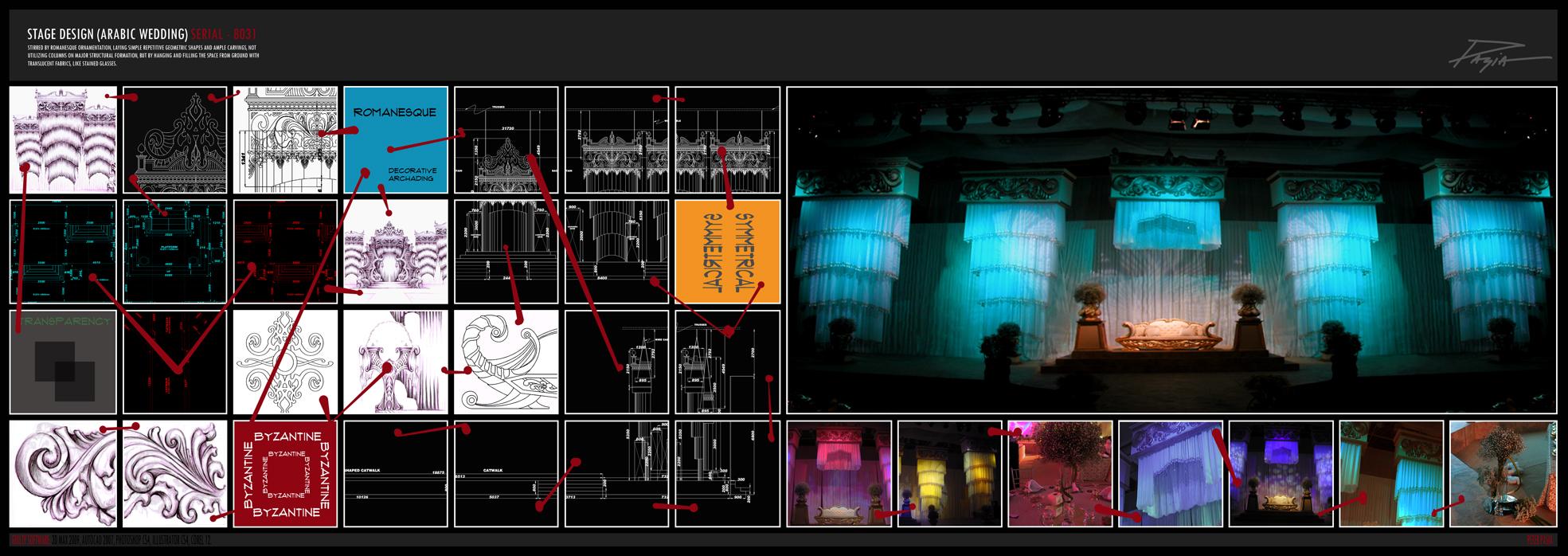 Arabic Wedding Stage Design Stage Design Arabic Wedding