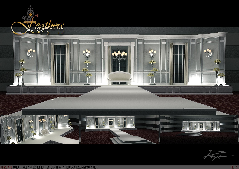 3d wedding stage design joy studio design gallery best for 3d decoration models