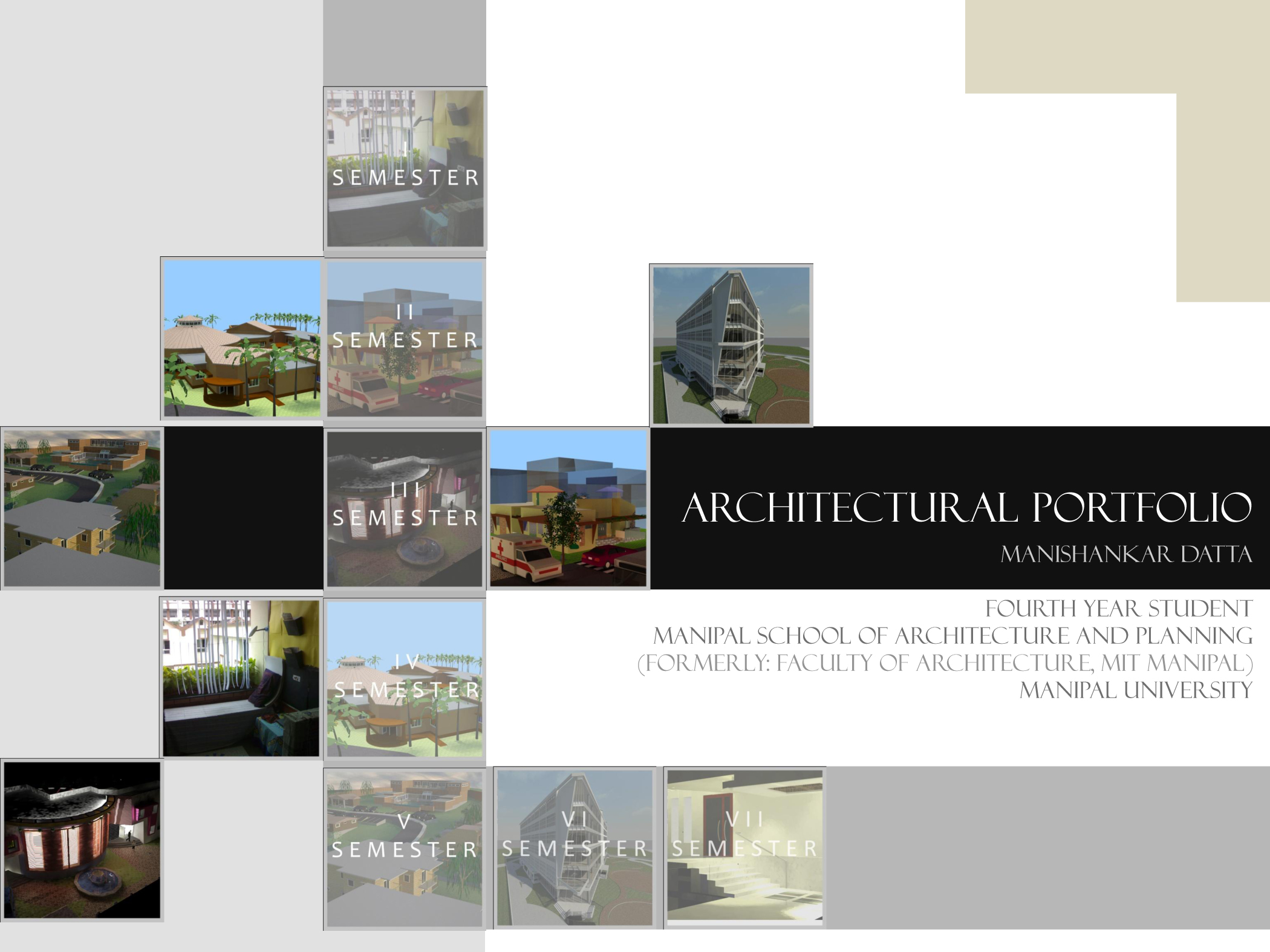 Online Portfolio 2011 By Manishankar Datta At