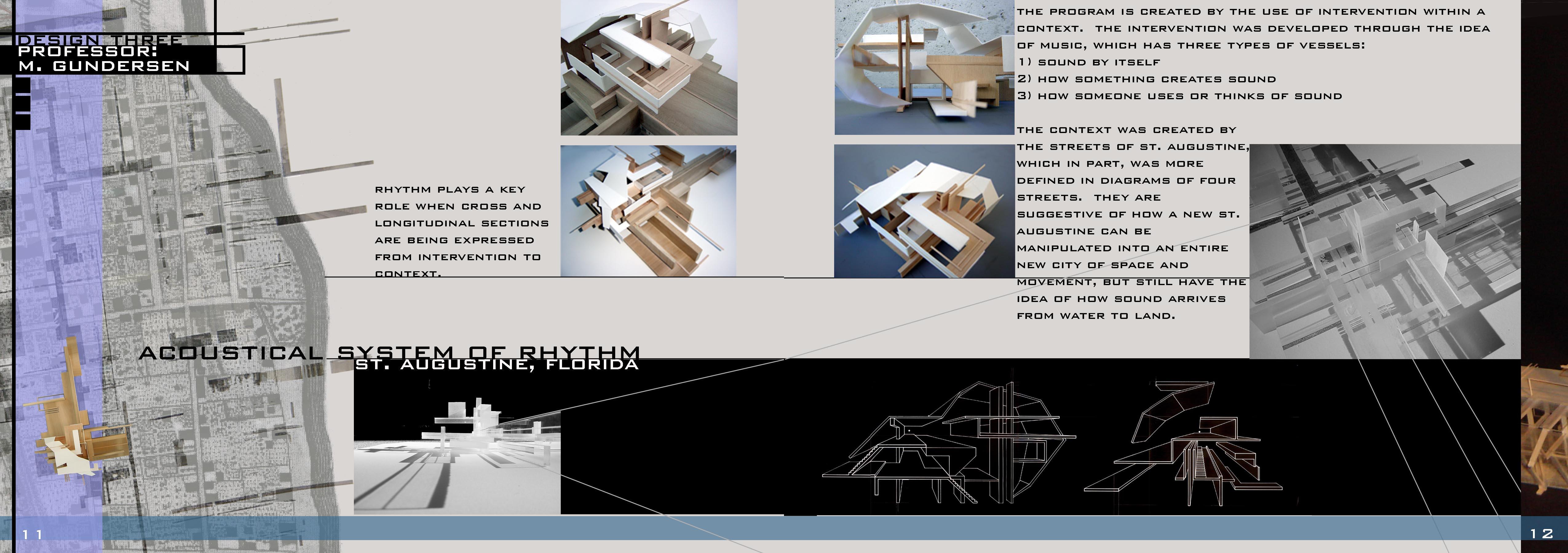 The Gallery For Sample Architecture Portfolio Design Ideas