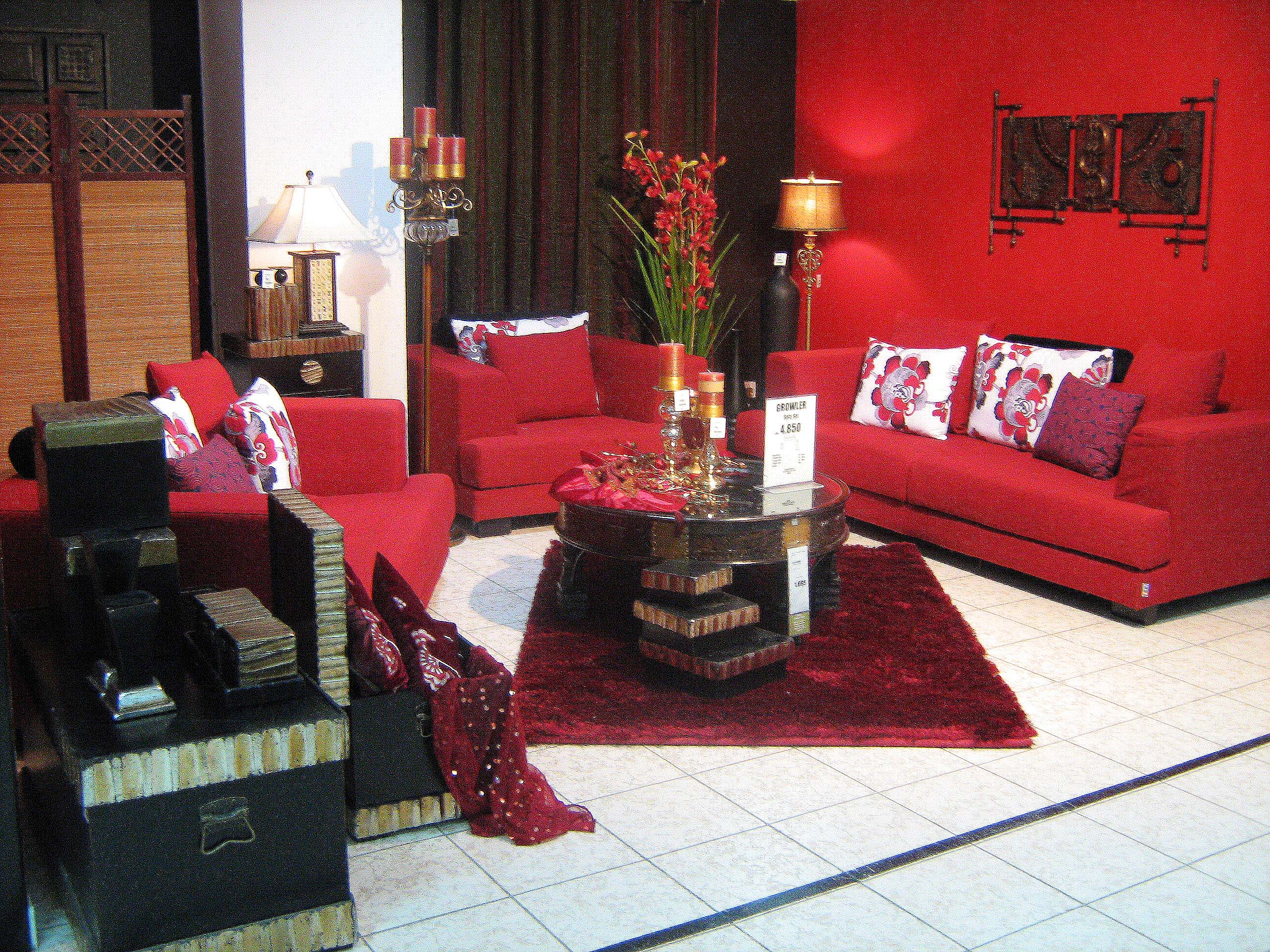 Home Furnishings Showroom Display By Felipe Hidalgo Iii At