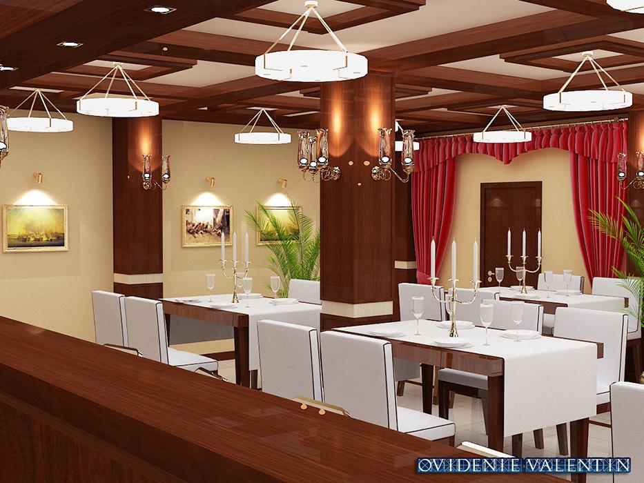 D restaurant design by ovidenie valentin at coroflot