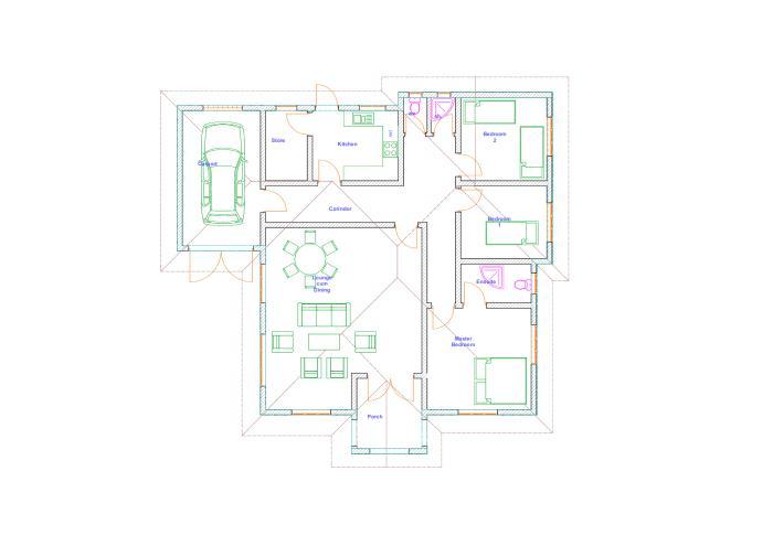 Bungalow House Plans Designs Kenya Images