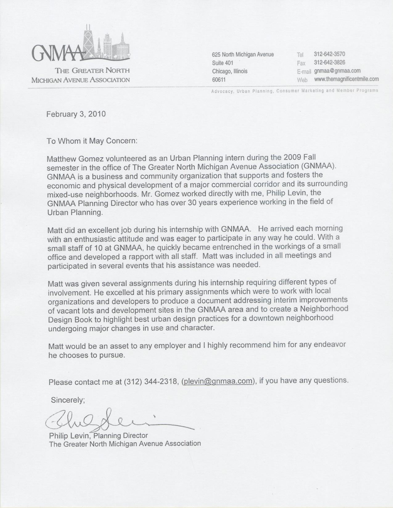 Letters of recommendation from graduate school by matthew gomez qview full size mitanshu Choice Image